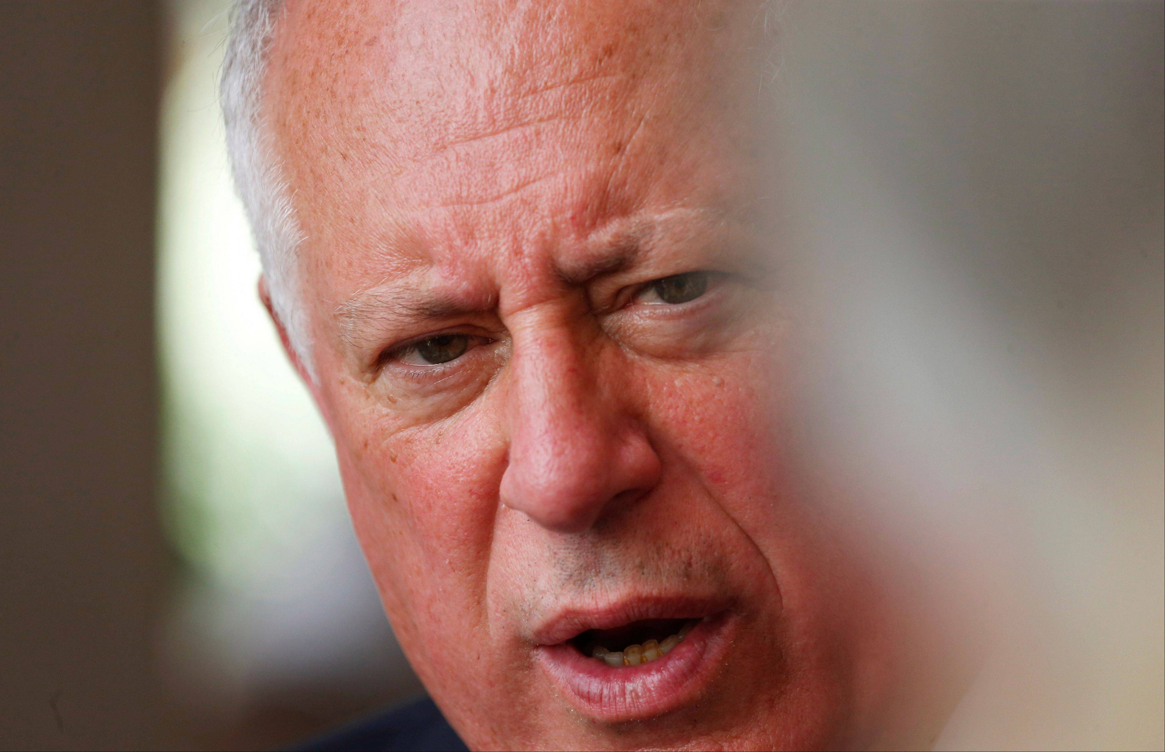 �We need to have fundamental overhaul in the whole oversight of public transit in northeastern Illinois,� Gov. Pat Quinn says.