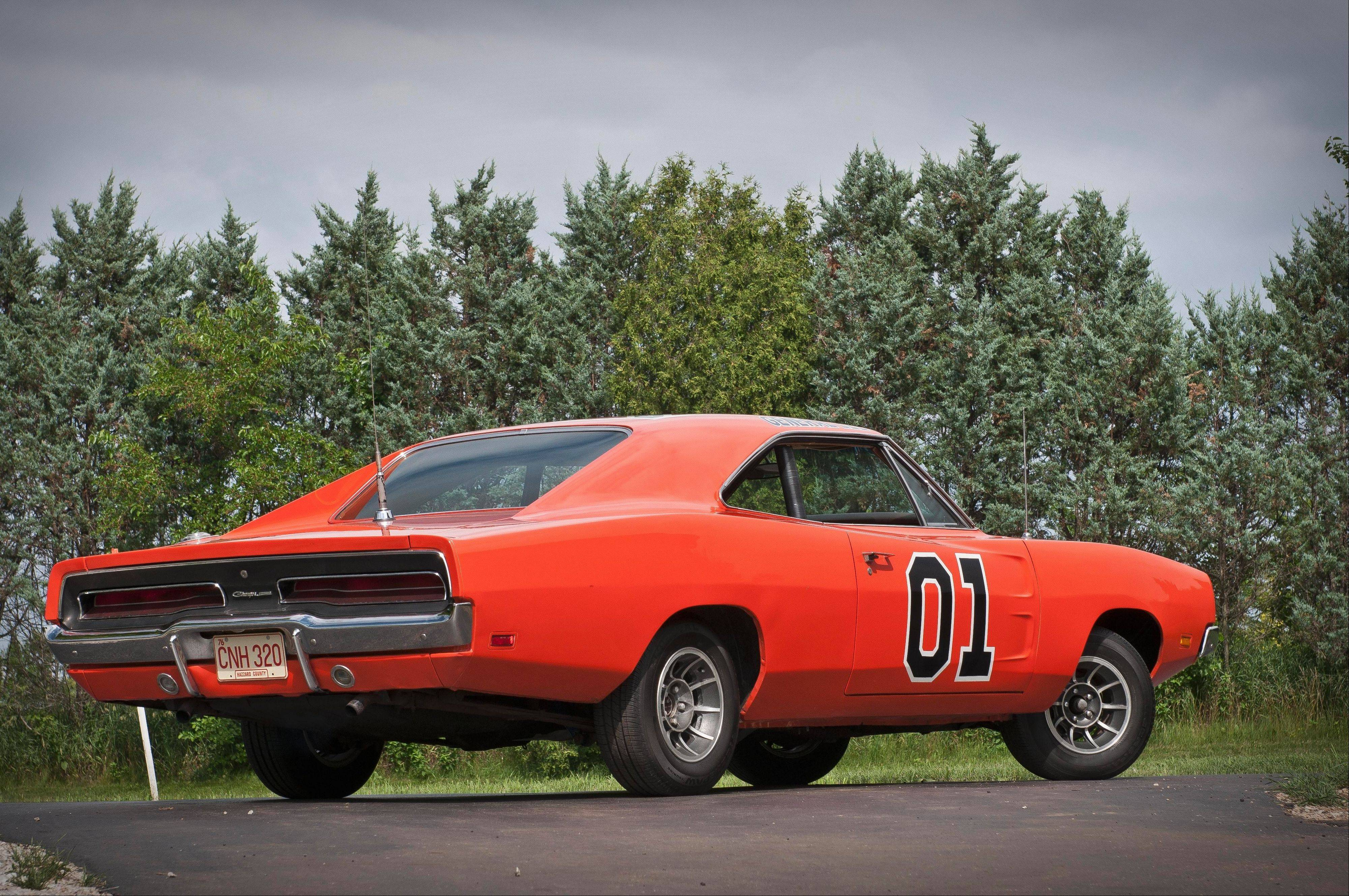 "Volo Auto Museum now owns one of eight original General Lees made for filming of ""Dukes of Hazzard"" Season 1. Many of those eight were destroyed during filming."
