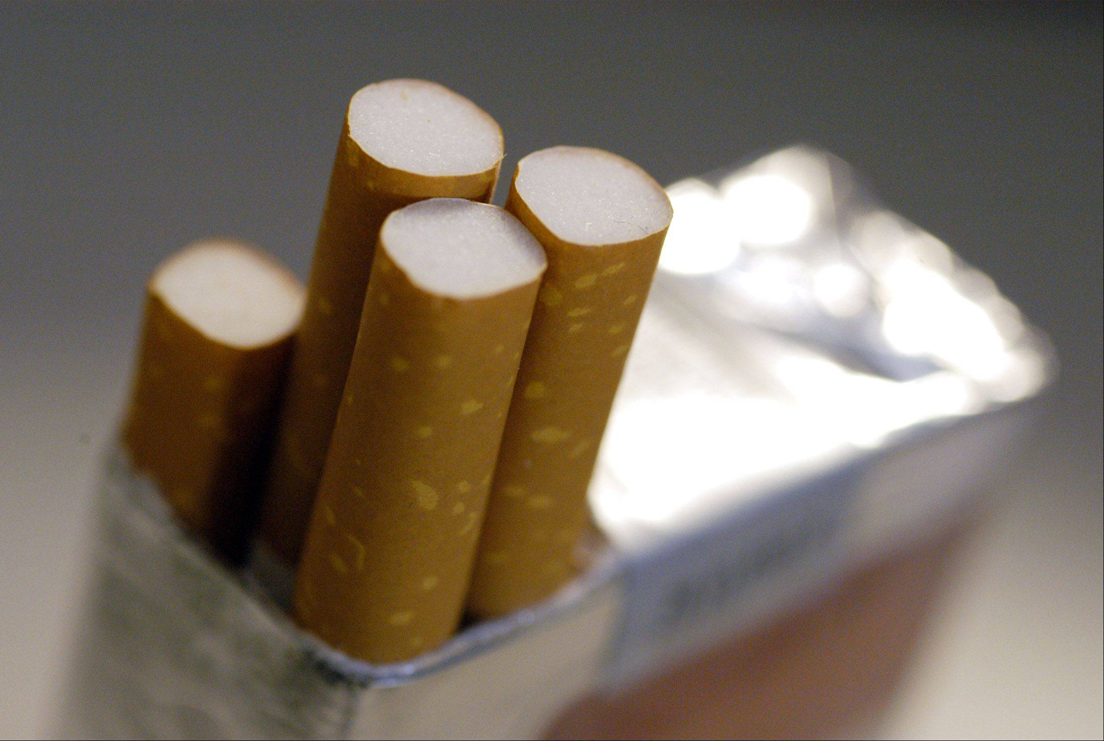 State officials say Illinois' cigarette tax revenue more than doubled in July compared to the same period last year.