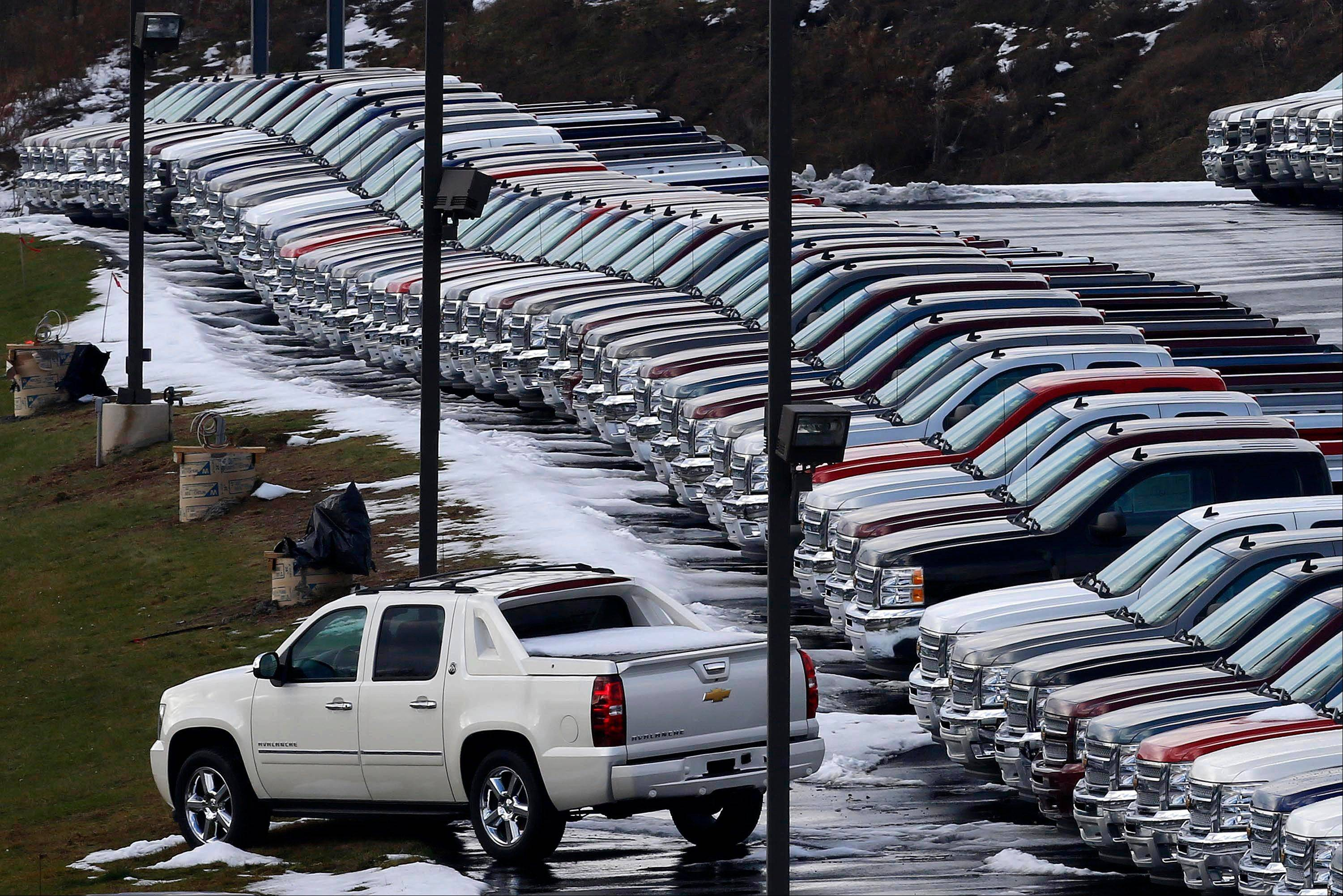 Americans are keeping their cars and trucks longer than ever, and even with new car sales increasing, the average age will continue to rise, an industry research firm says.