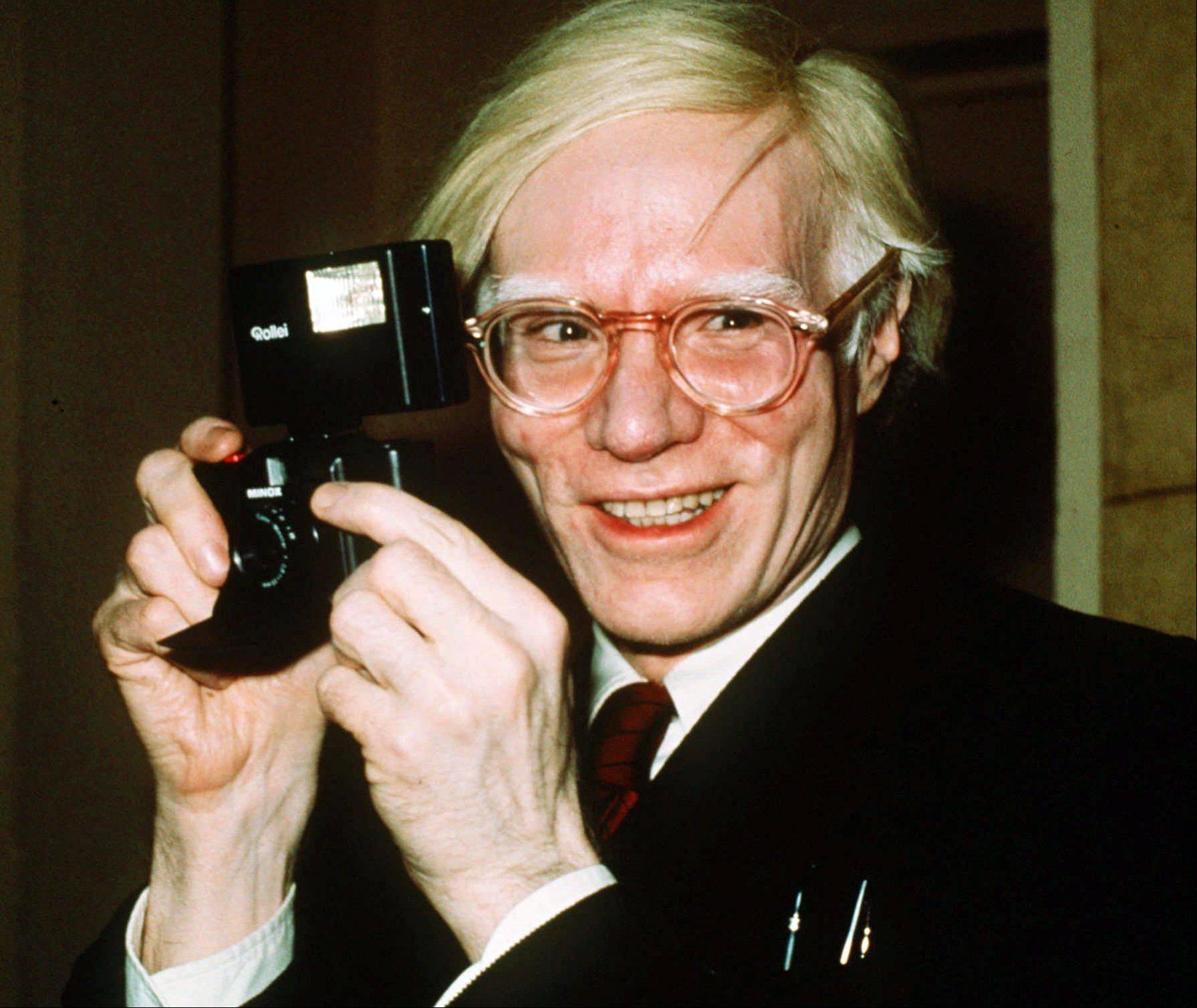 The Andy Warhol Museum is launching a live video feed from the pop artist's gravesite to honor his 85th birthday. Warhol's 85th birthday would have been Tuesday. He died in 1987.