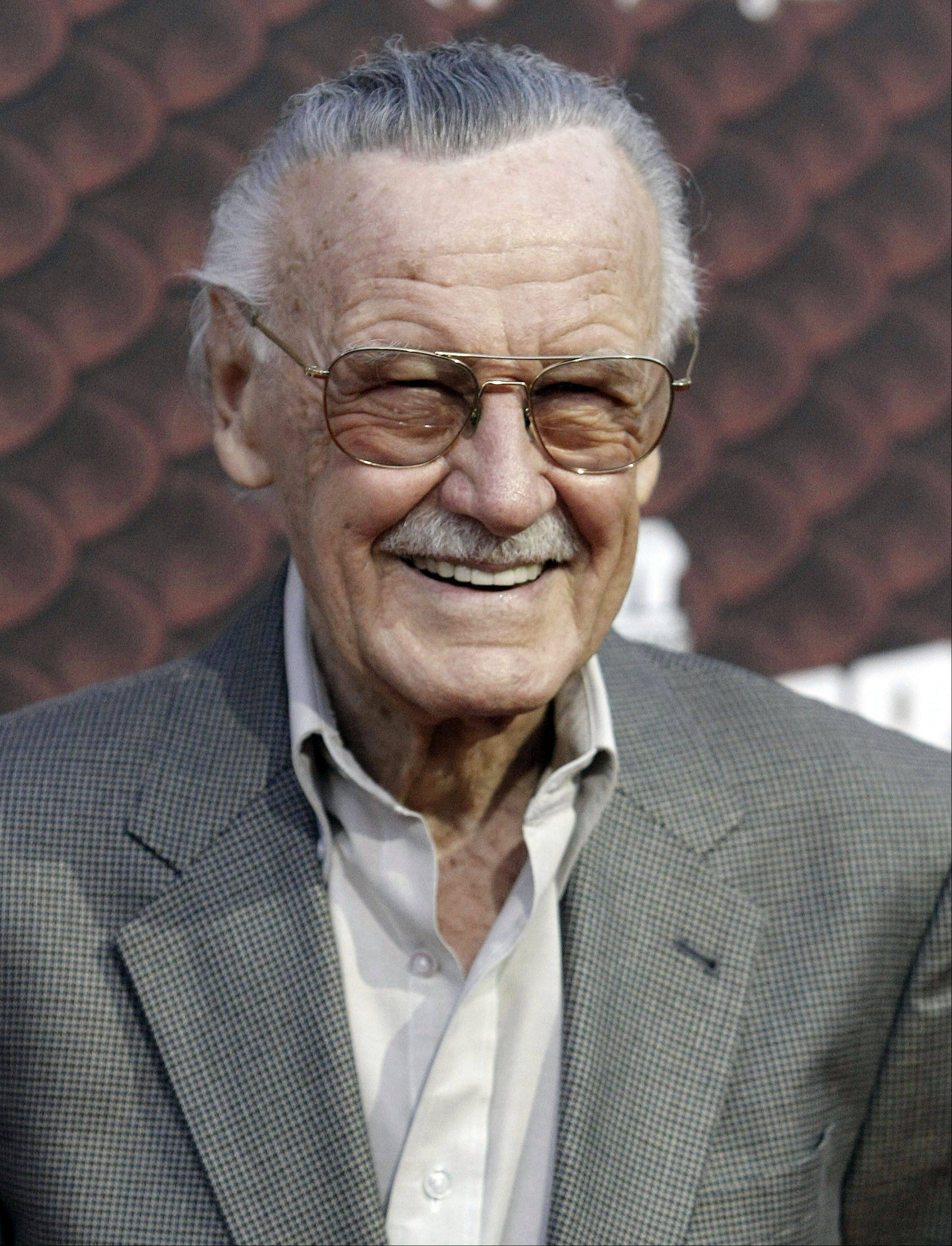 The legendary Stan Lee, one of the architects of Marvel Comics, will appear at the Chicago Comic Con.