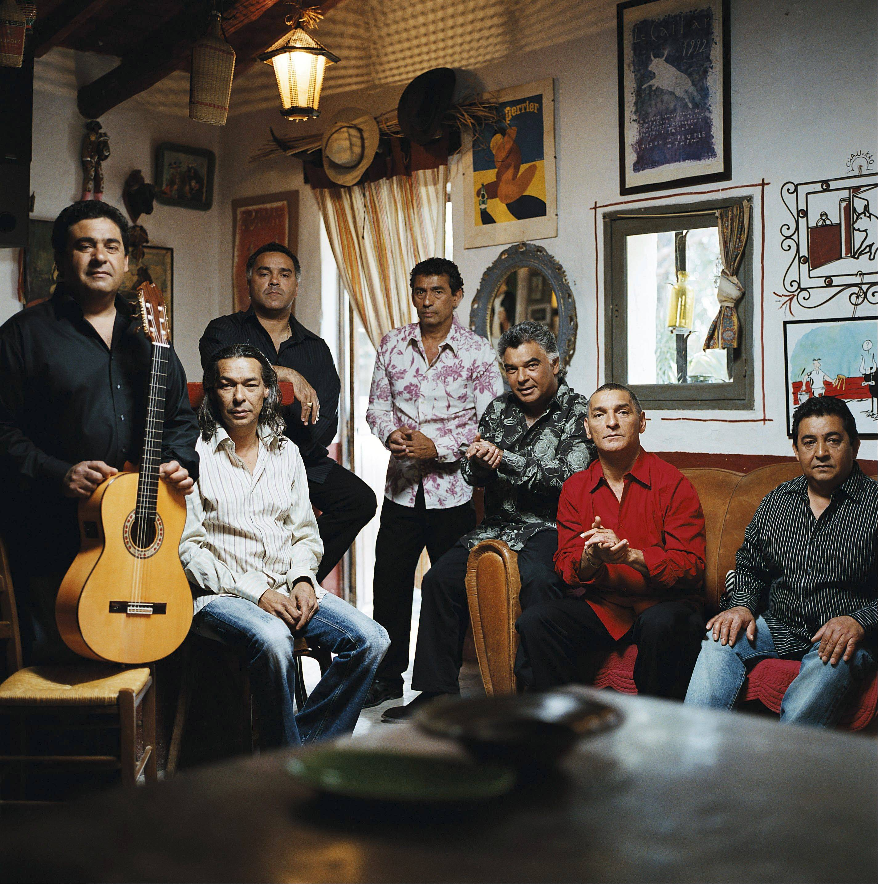 The Gipsy Kings headline at Ravinia Festival.
