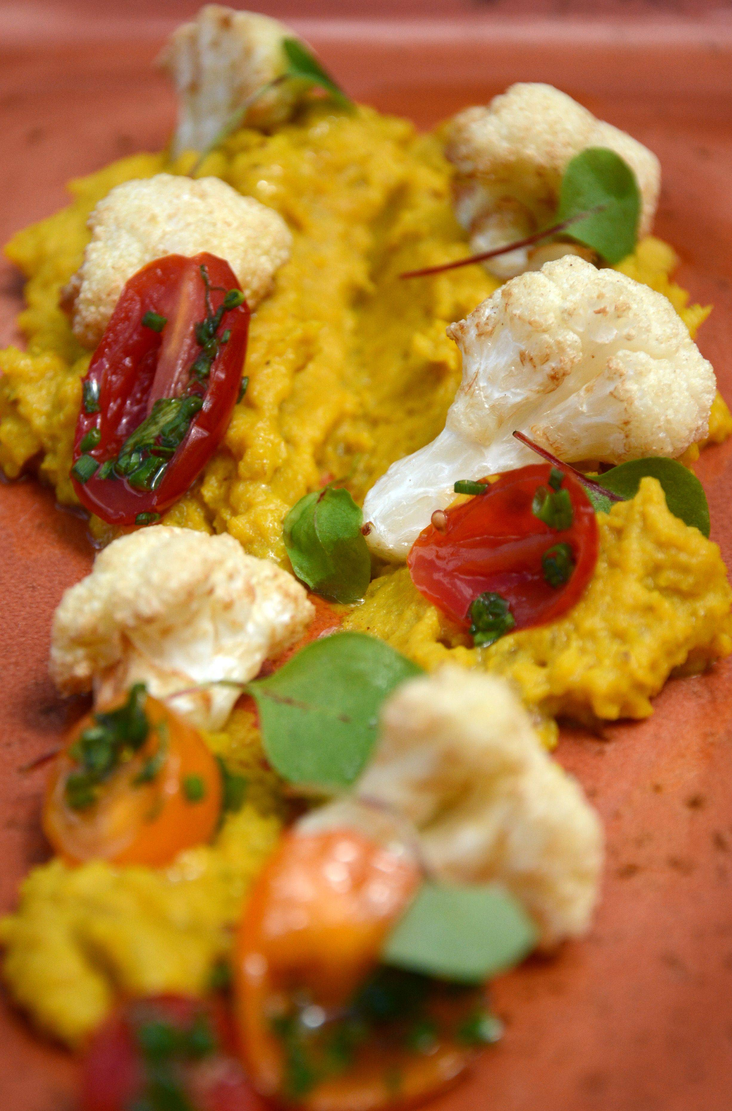 Unearthing the beauty of cauliflower