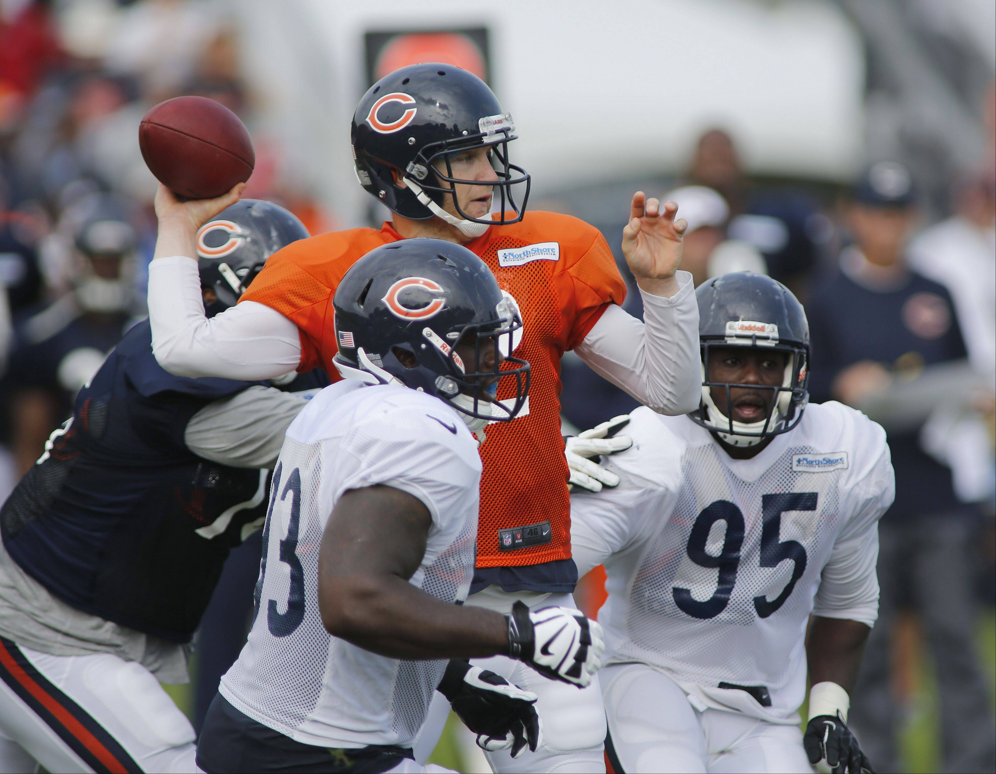 Images: Bears Camp on Wednesday
