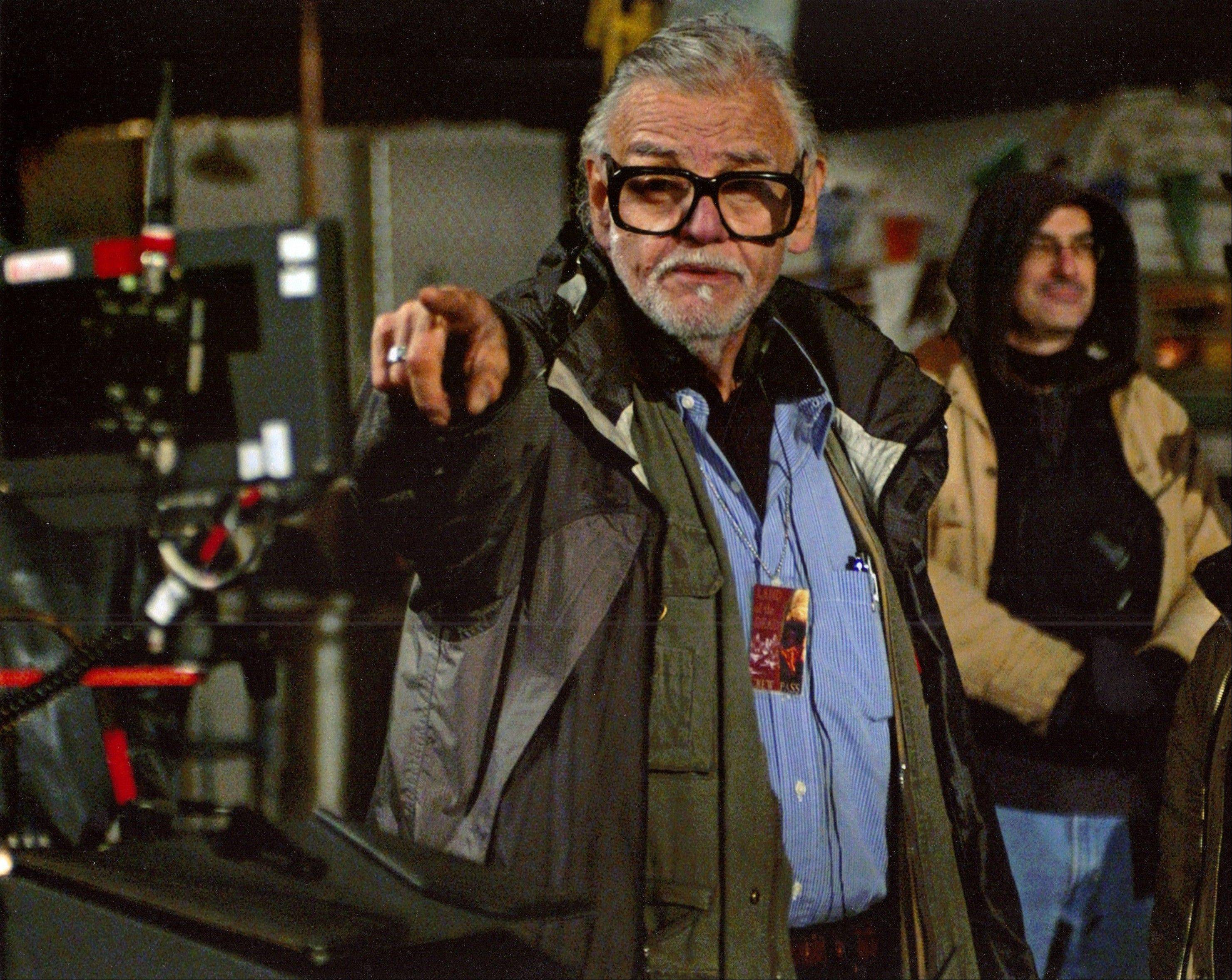 "Horror filmmaker George A. Romero will meet fans and sign autographs at this year's Flashback Weekend, running Friday, Aug. 9, to Sunday, Aug. 11. Romero will also introduce the screening of his classic, ""Night of the Living Dead,"" at the Muvico Theaters Rosemont 18 Friday at 9 p.m."