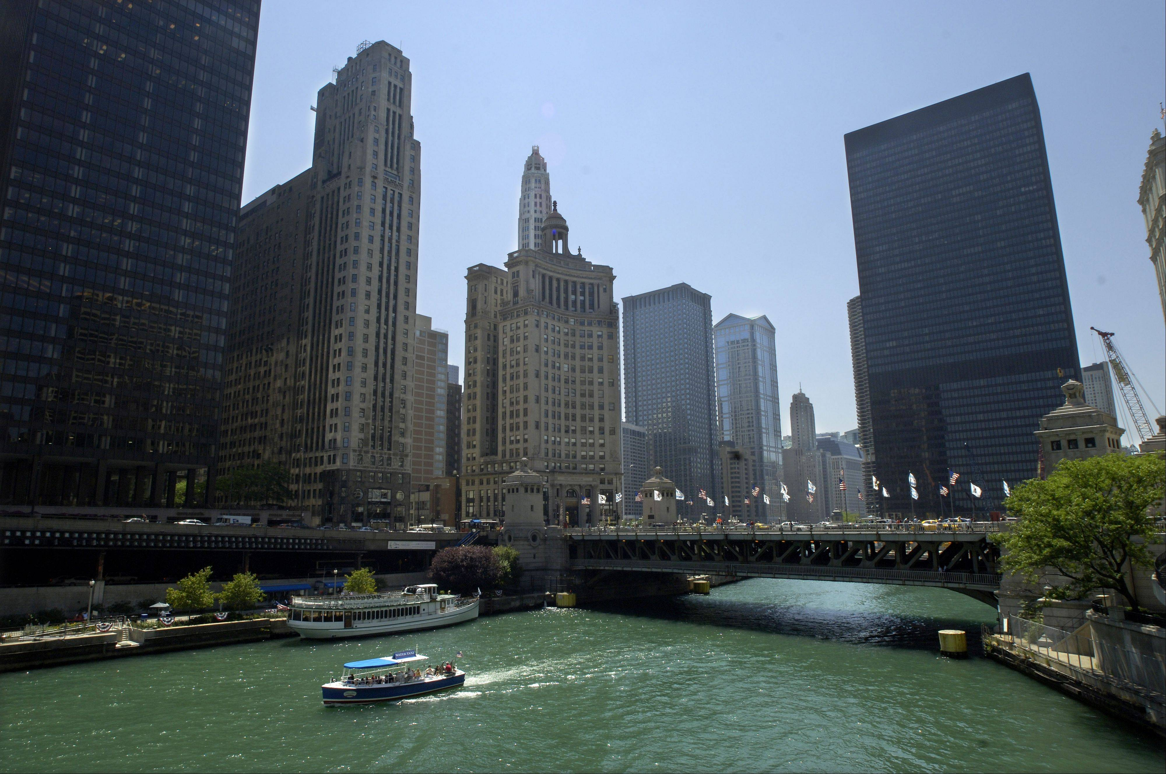A new public-private fund will begin accepting proposals for projects to improve the Calumet and Chicago rivers as part of a sweeping plan to improve quality of life and the economy in the Chicago area and northwest Indiana.