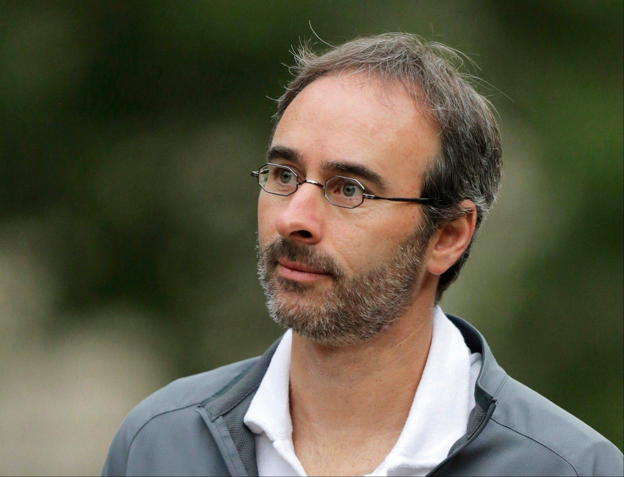 Groupon names Eric Lefkofsky as CEO, shares jump