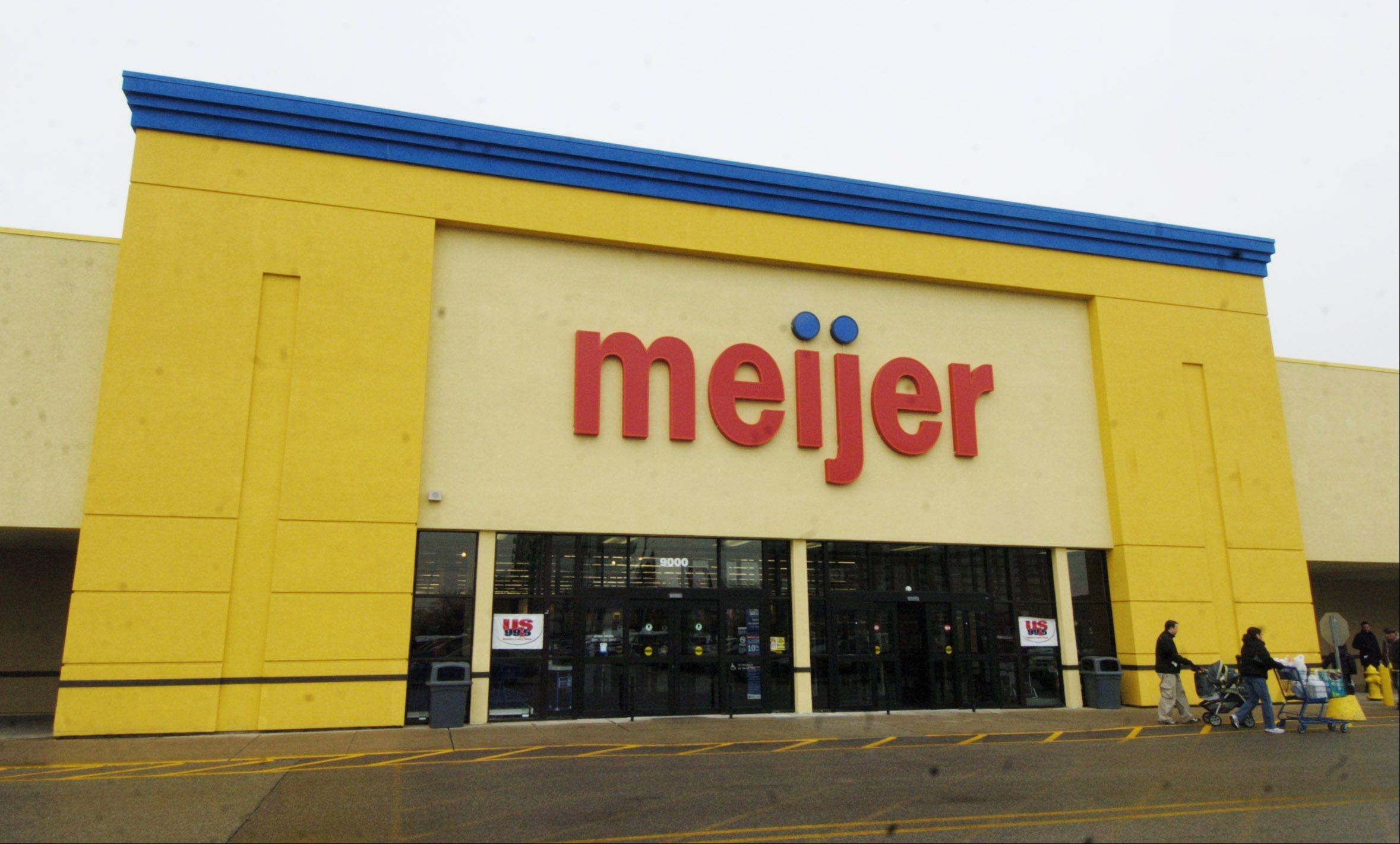 Meijer says it will hire 900 new workers in Illinois.