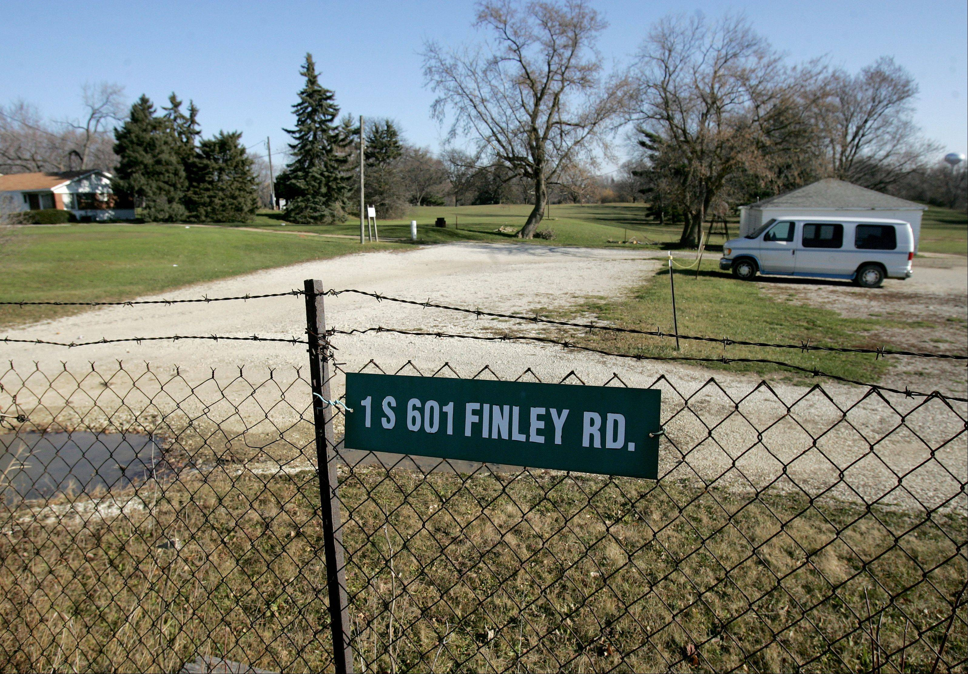 Lombard officials are asking DuPage County to deny a request to rezone the Ken-Loch Golf Links property along Finley Road, north of 22nd Street. The county's zoning board of appeals is expected to make a recommendation in October.