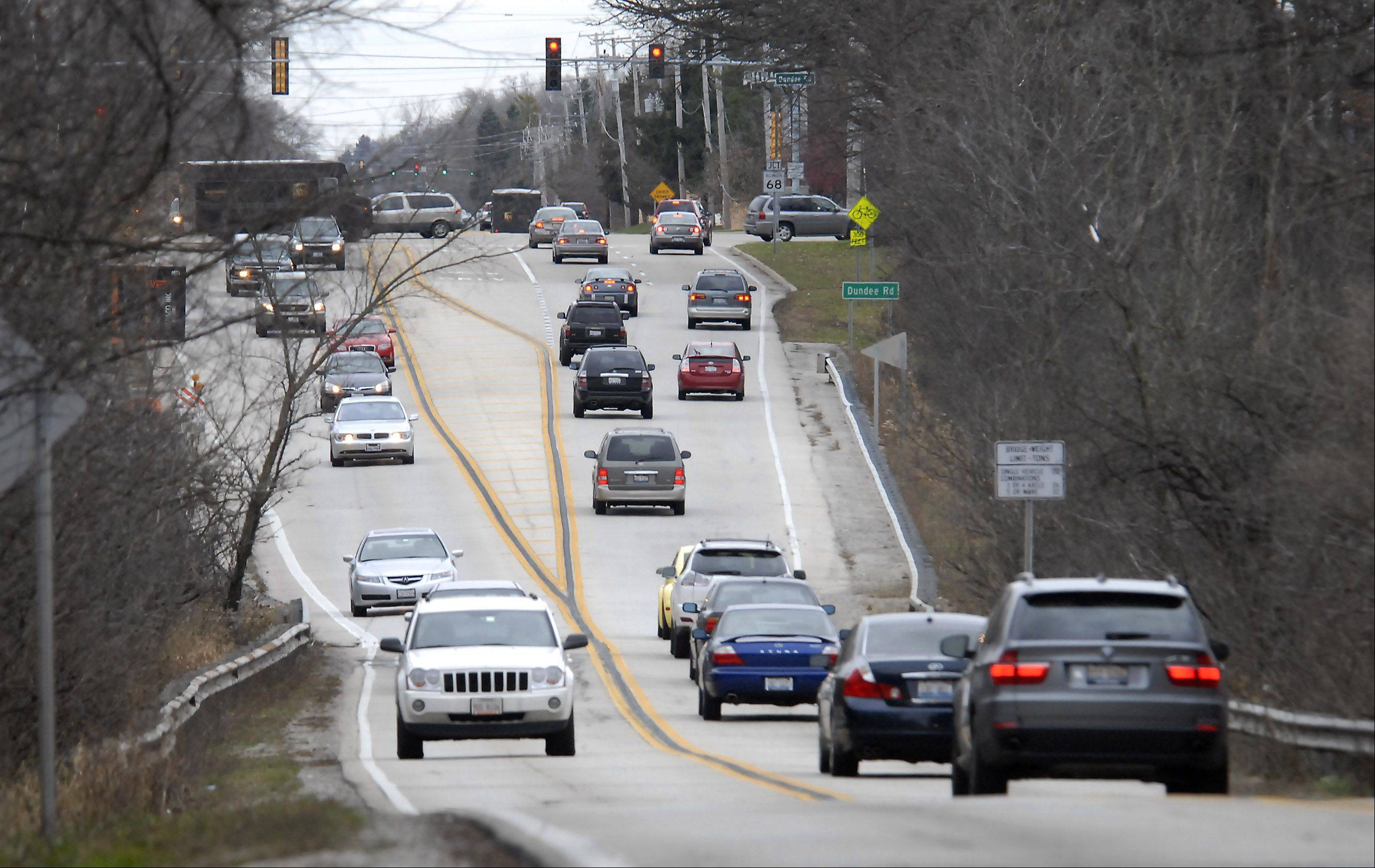 The Cook County Board last month approved additional engineering work related to the Quentin Road expansion project between Dundee and Lake-Cook roads near Palatine.