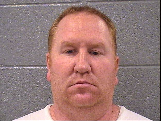 Daniel Robinson, a Cook County corrections officer has been charged with sexual abuse and unlawful restraint of a 17-year-old woman he met online.