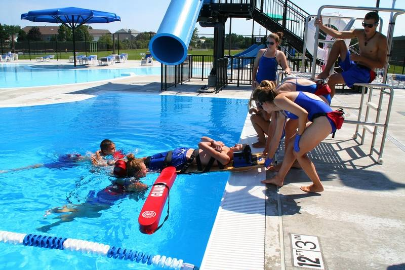 Swimming Pool Injury : A safe place to play