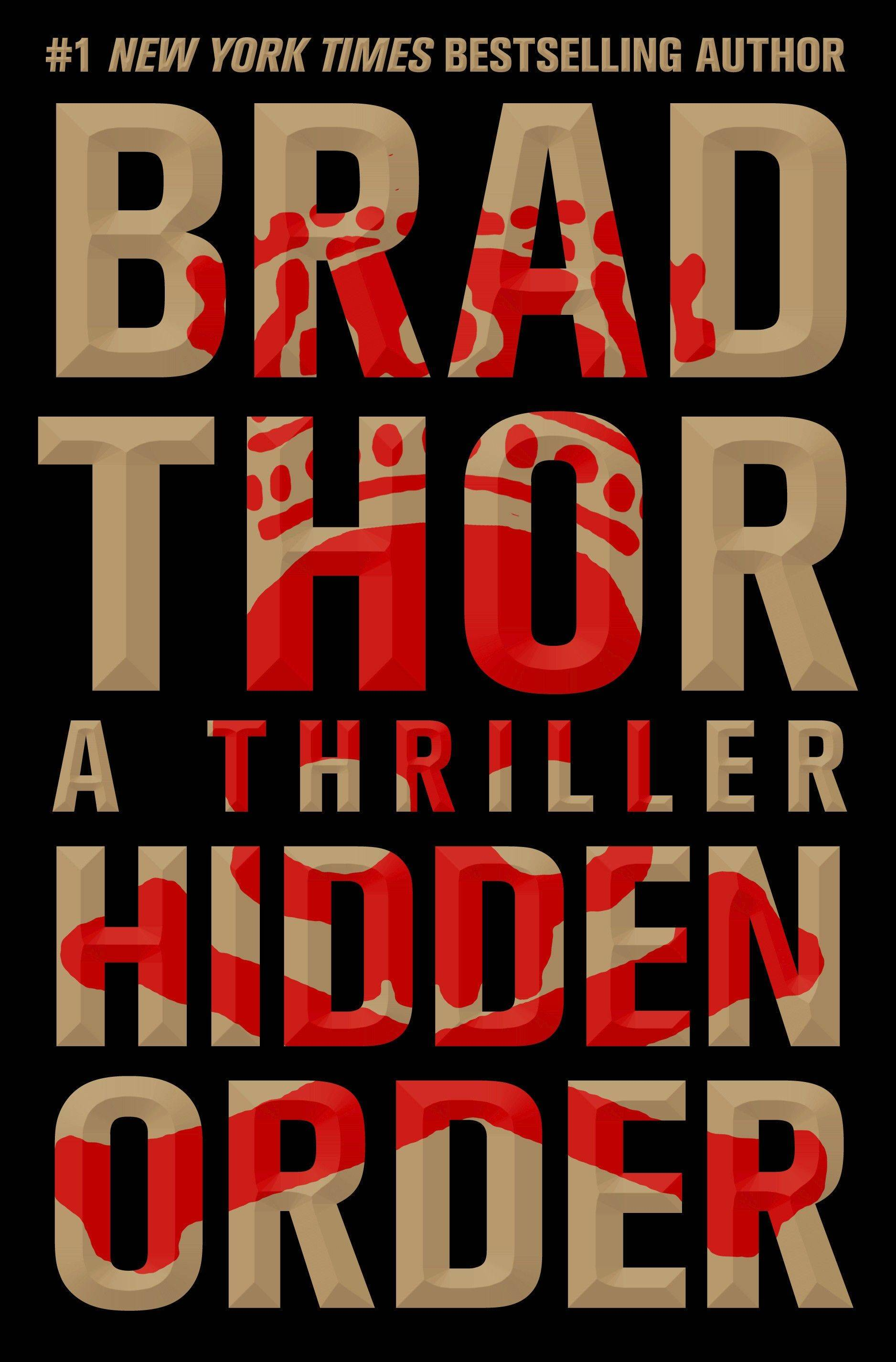 �Hidden Order� by Brad Thor