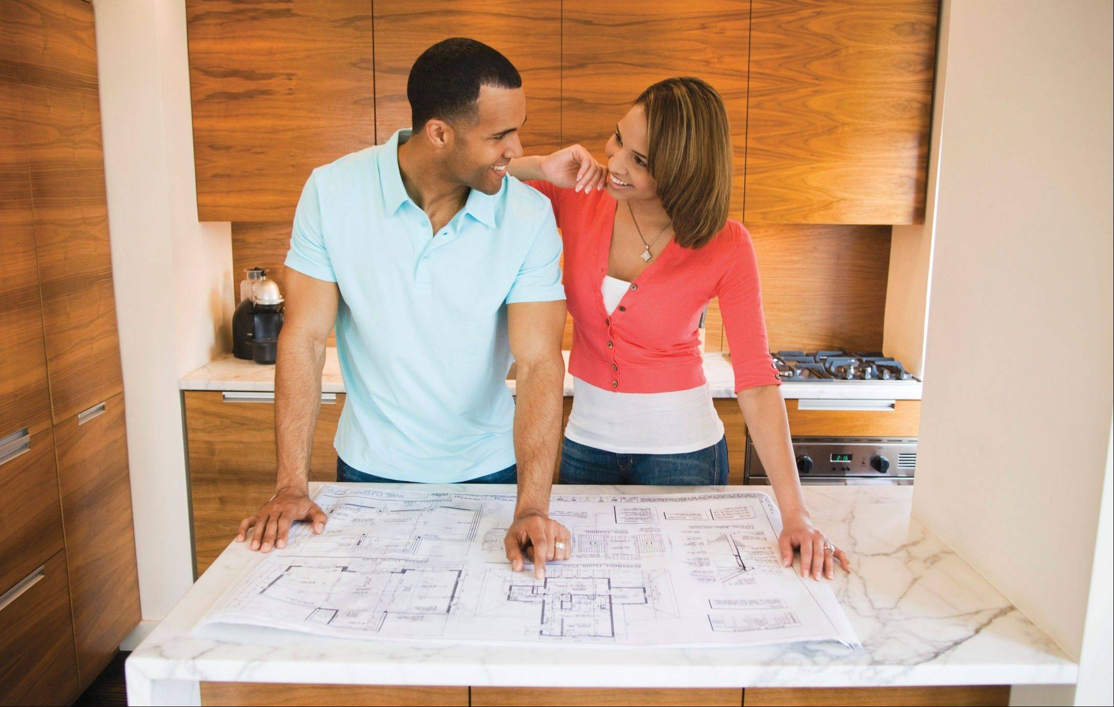 Design experts advise families to reserve a 10-percent contigency fund for unexpected expenses and unplanned upgrades.