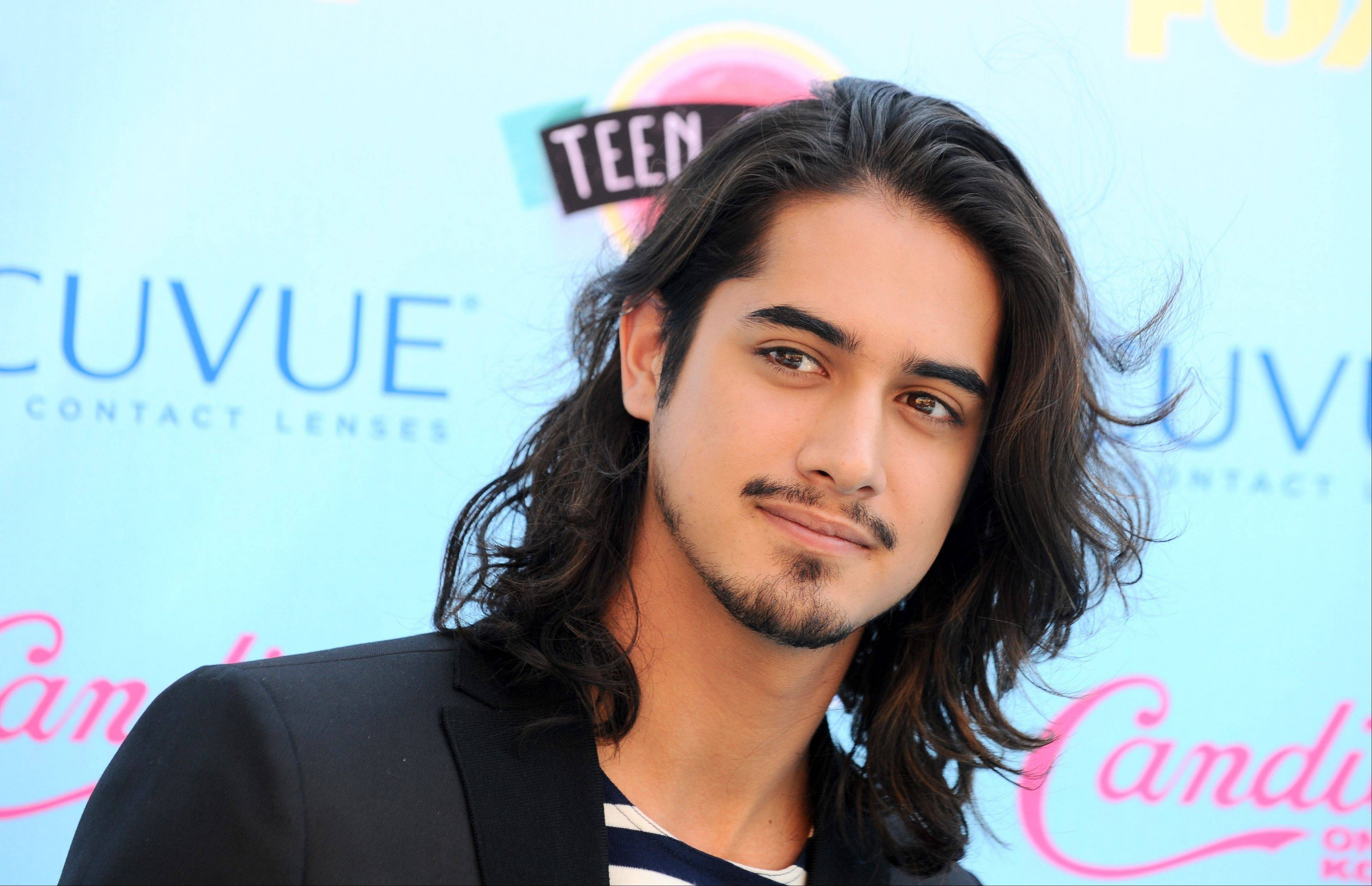 """Twisted"" star Avan Jogia arrives at the Teen Choice Awards at the Gibson Amphitheater on Sunday."
