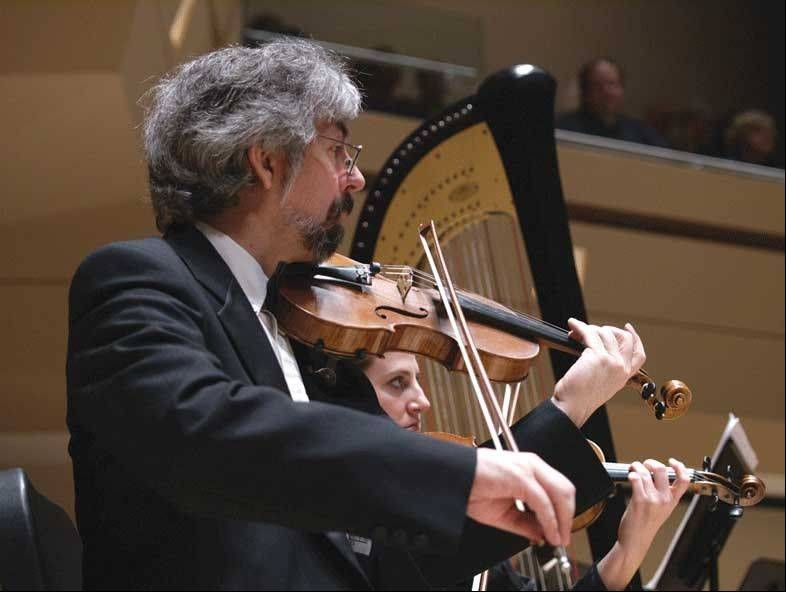 This year, the 85-member DuPage Symphony Orchestra received three grants totaling $34,500 from the city of Naperville's special events and cultural amenities fund. That's about 20 percent of the orchestra's budget.