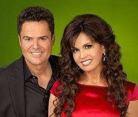 "Donny and Marie Osmond bring the holiday spirit to Rosemont with ""The Donny & Marie Christmas Tour 2013"" at the Allstate Arena at 8 p.m. Friday, Dec. 20."