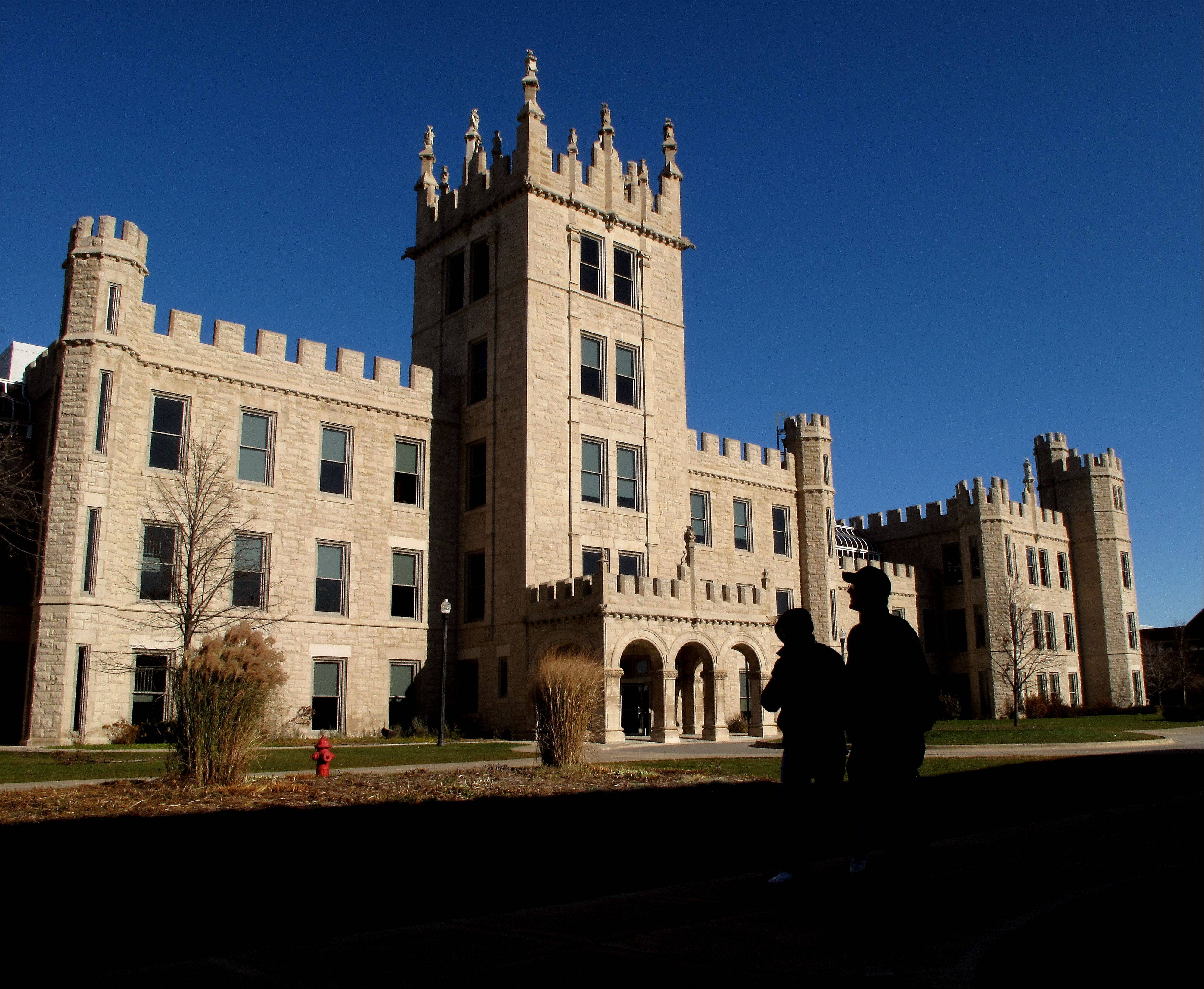 Only Northern Illinois University in DeKalb was able to maintain its debt rating.