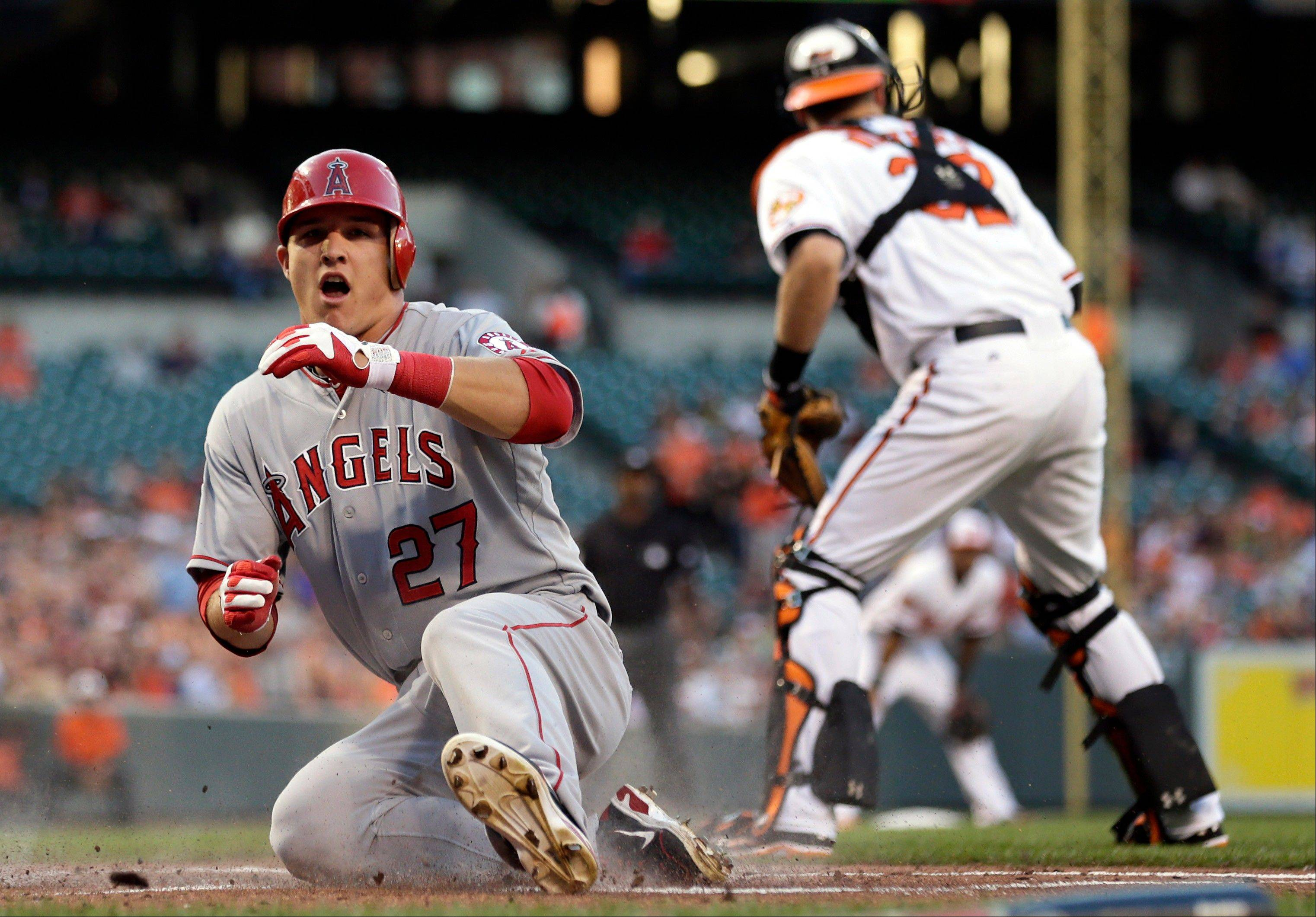 Angels superstar Mike Trout said that players caught using performance-enhancing drugs should be banned from baseball for life. Mike Imrem counters that the players union should take the lead in designing a drug policy and being responsible for enforcing it.