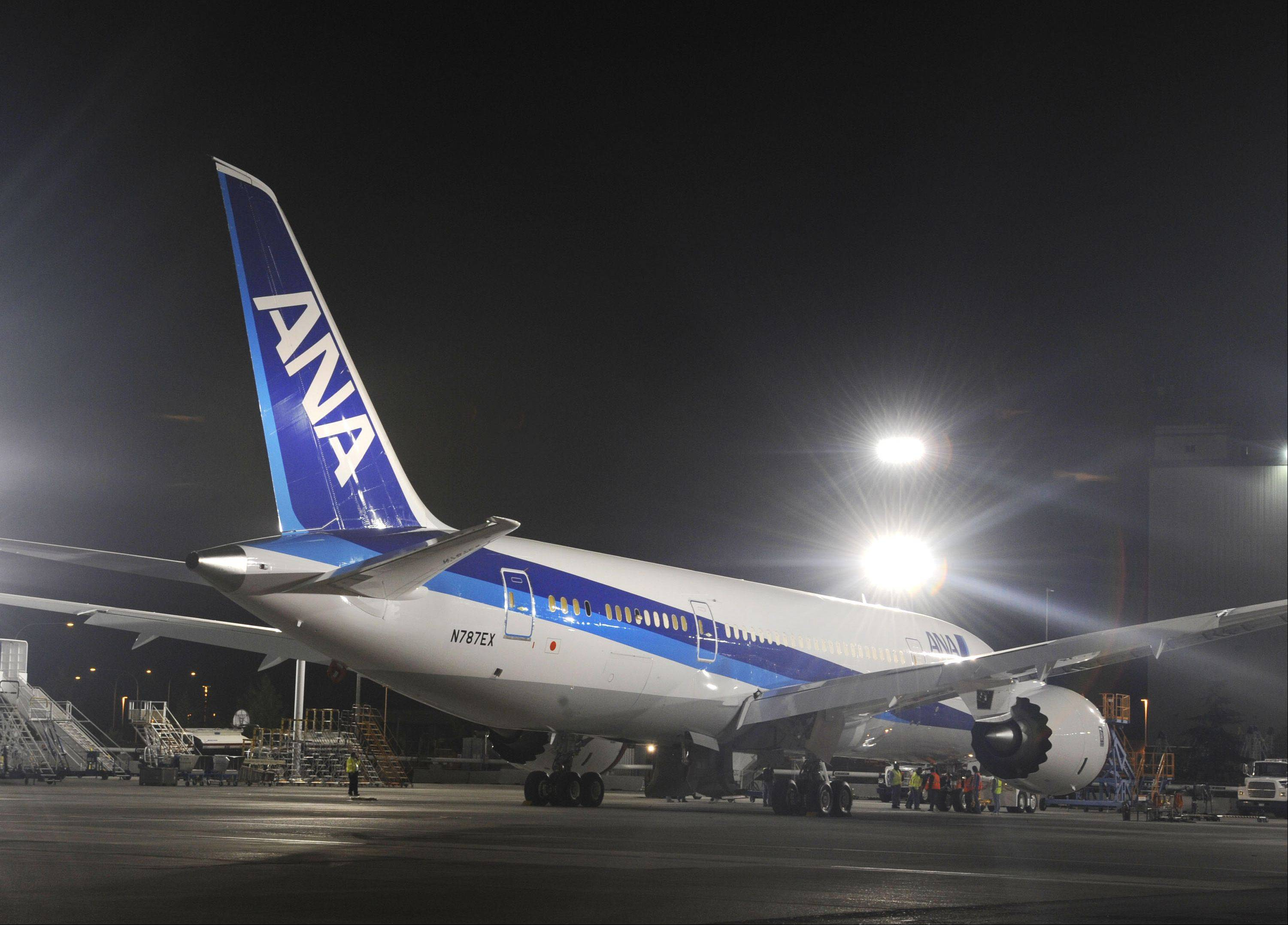 All Nippon Airways and Japan Airlines said Wednesday they are checking their Boeing 787 fleets for wiring problems unrelated to battery defects that plagued the aircraft earlier this year.