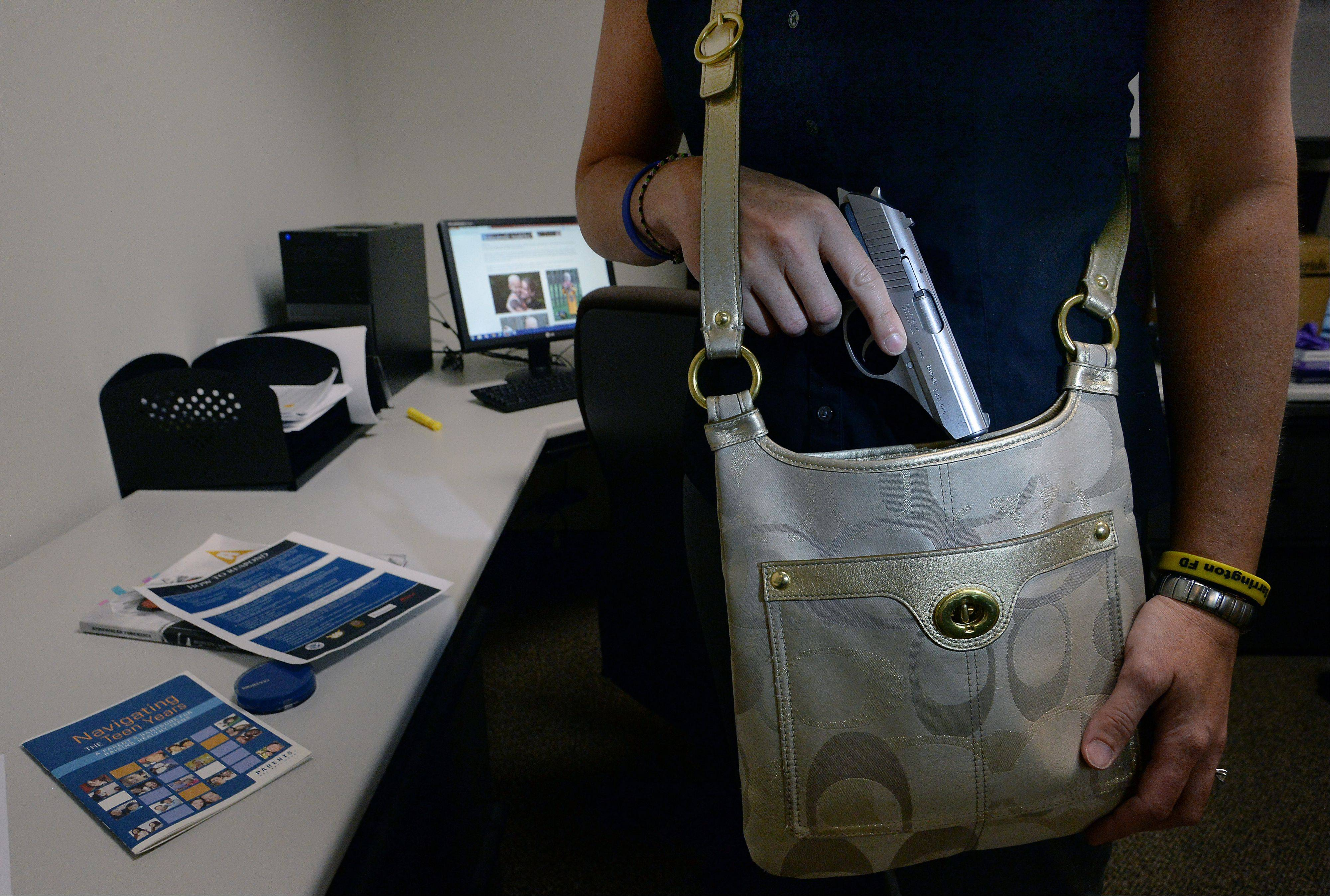 Editorial: Already, concealed carry law needs refinements