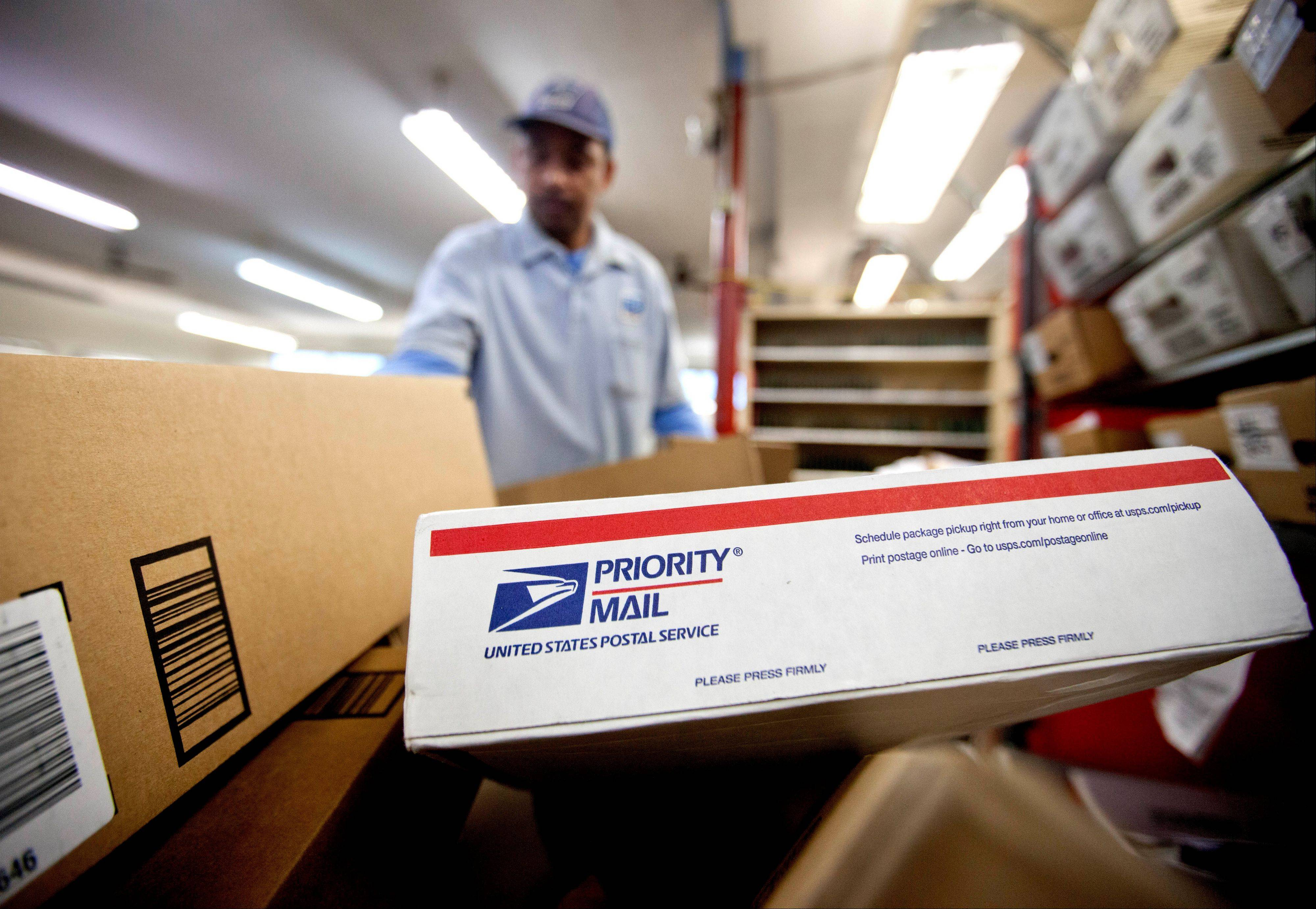 The financially struggling U.S. Postal Service said Wednesday it is revamping its priority mail program as part of its efforts to raise revenue and drive new growth in its package delivery business.