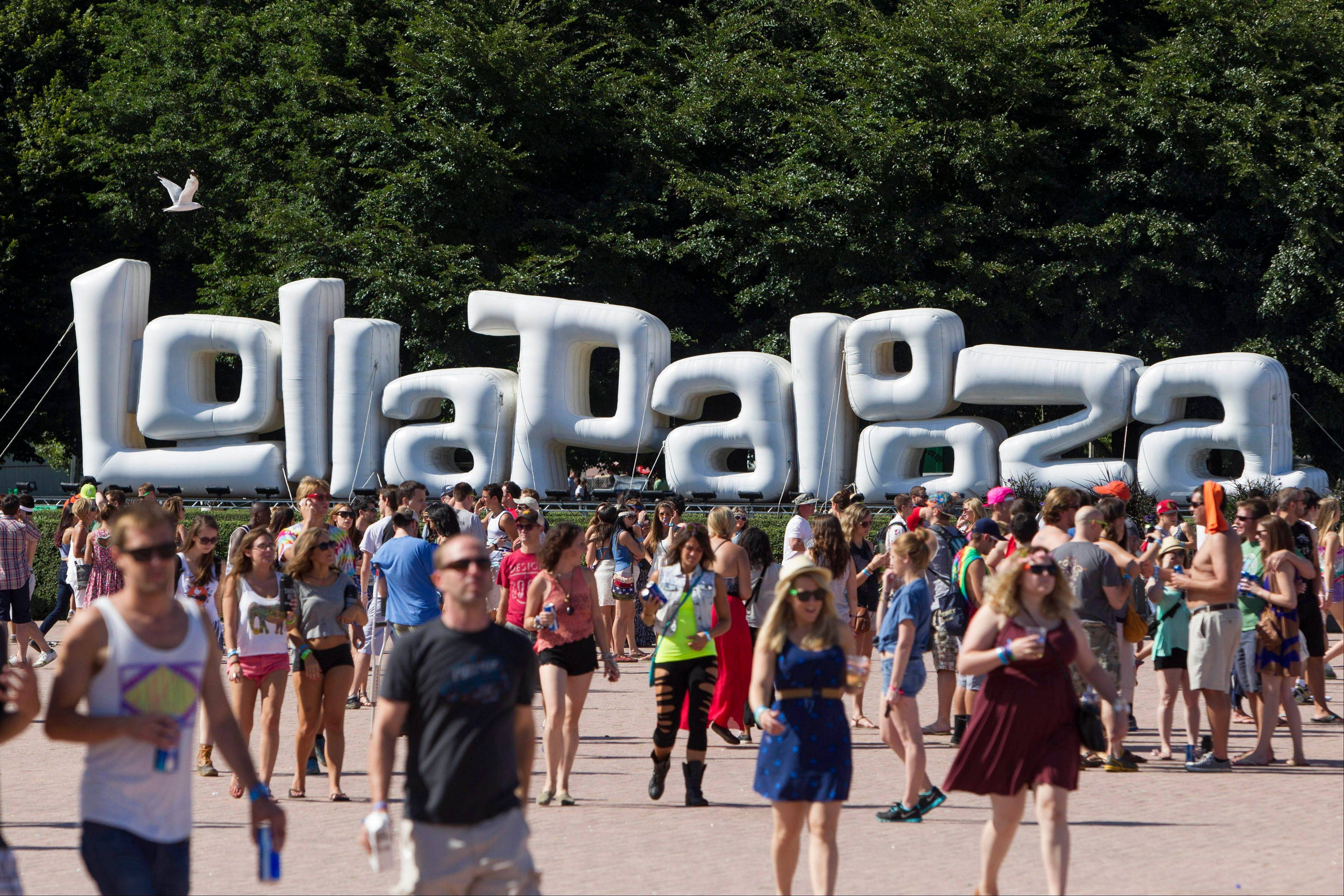 Lollapalooza ran from Aug. 2-4 in Grant Park.