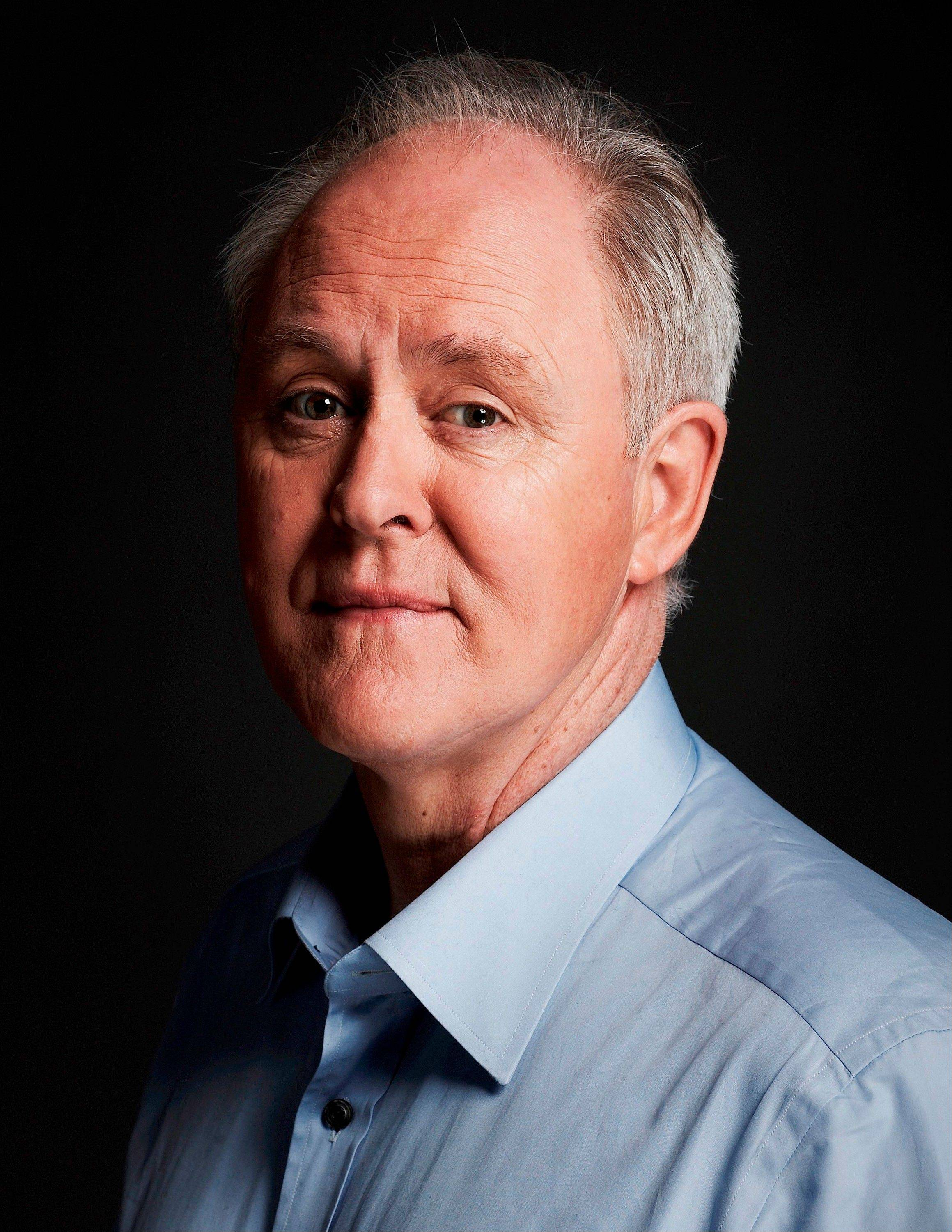 "John Lithgow will present ""Stories By Heart"" at ECC on Nov. 2."