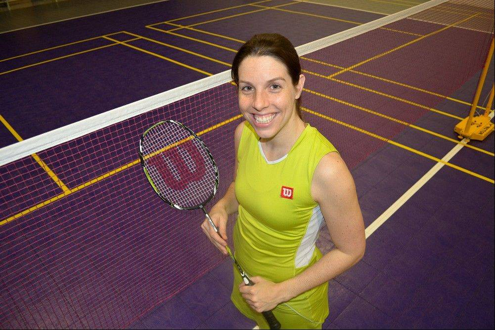 Once one of the best American women in badminton, Shannon Pohl is now coaching others on all aspects of the game.