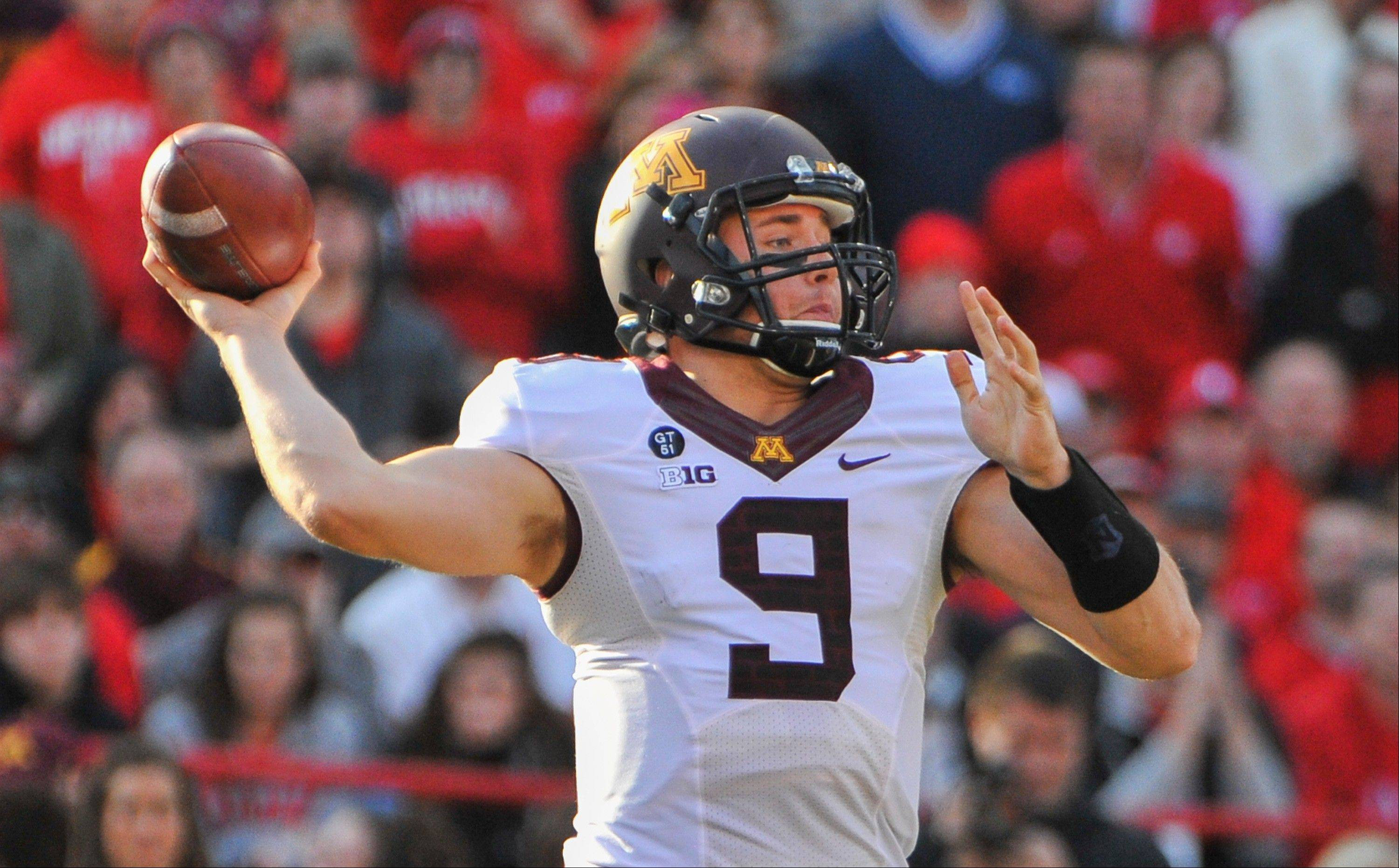 Philip Nelson started seven games as a freshman for Minnesota, but quarterback is one of many positions that must be settled this fall.