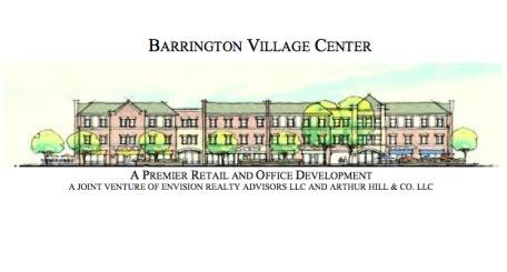 Barrington Village Center is a unique, pedestrian friendly development in the Northwest Suburban market.