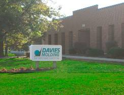 Davies Molding located in Carol Stream, IL