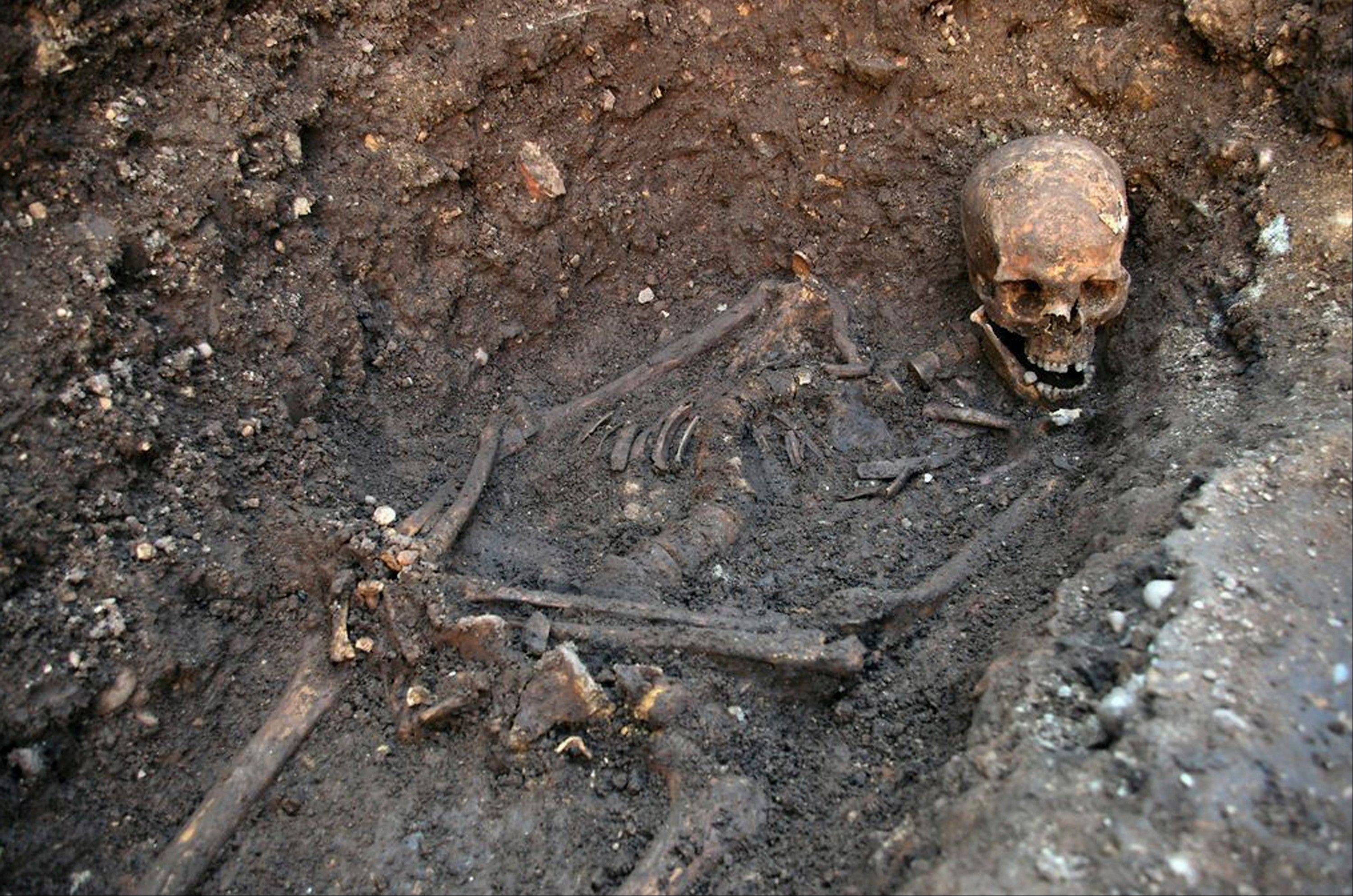 A British High Court judge granted a group of Richard's relatives the right to challenge plans to rebury the 15th-century monarch in the city of Leicester. The relatives want him buried in the northern England city of York, claiming it was the king's wish. Richard was killed in battle in 1485. His skeleton was found last year under a Leicester parking lot.