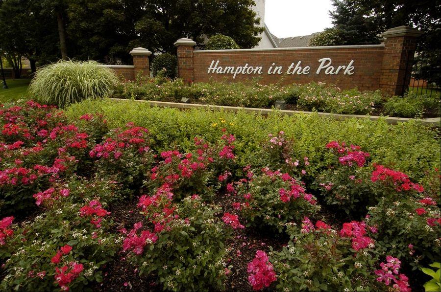 Upscale Hampton in the Park in neighborhood spotlight