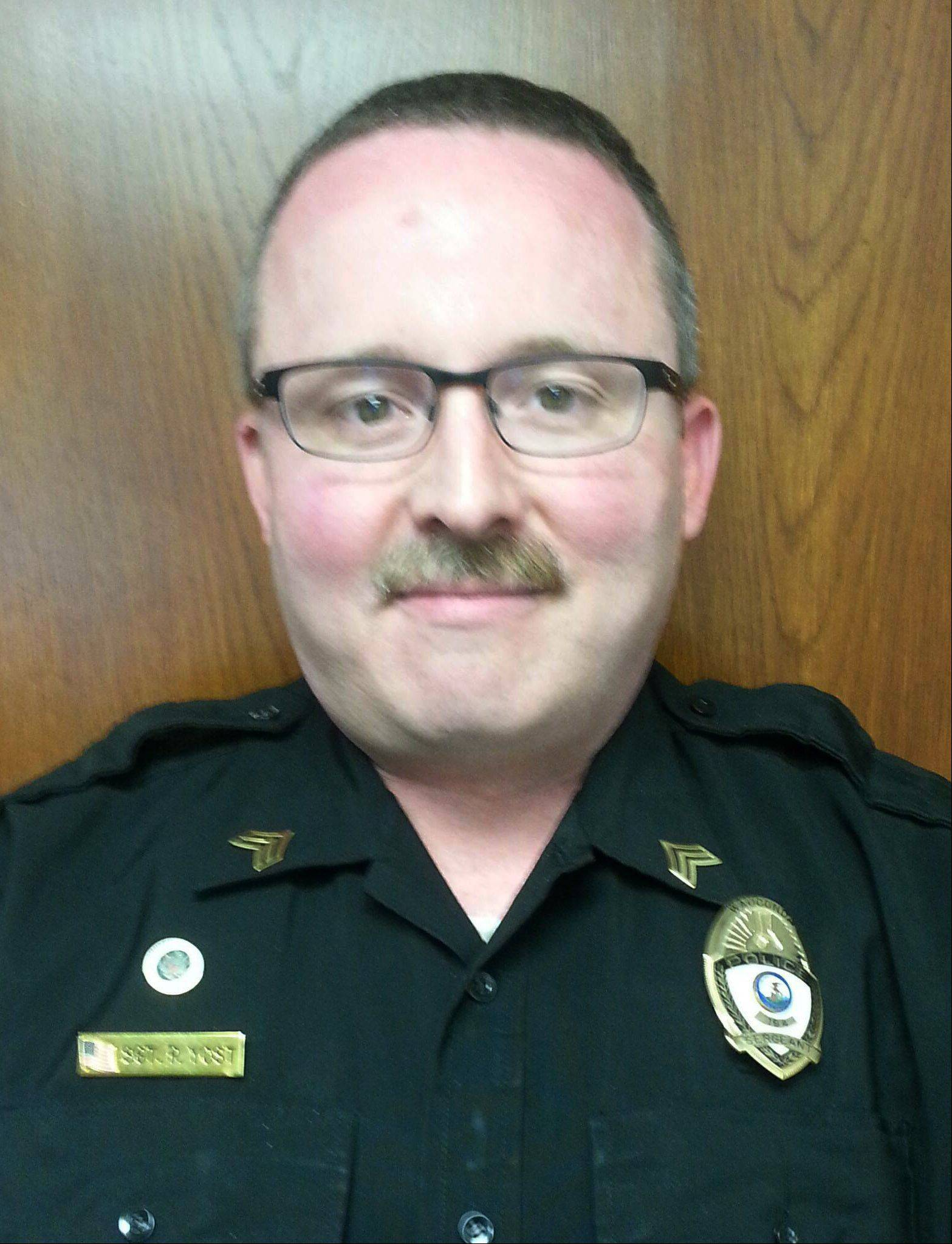 Patrick Yost, incoming Wauconda police chief