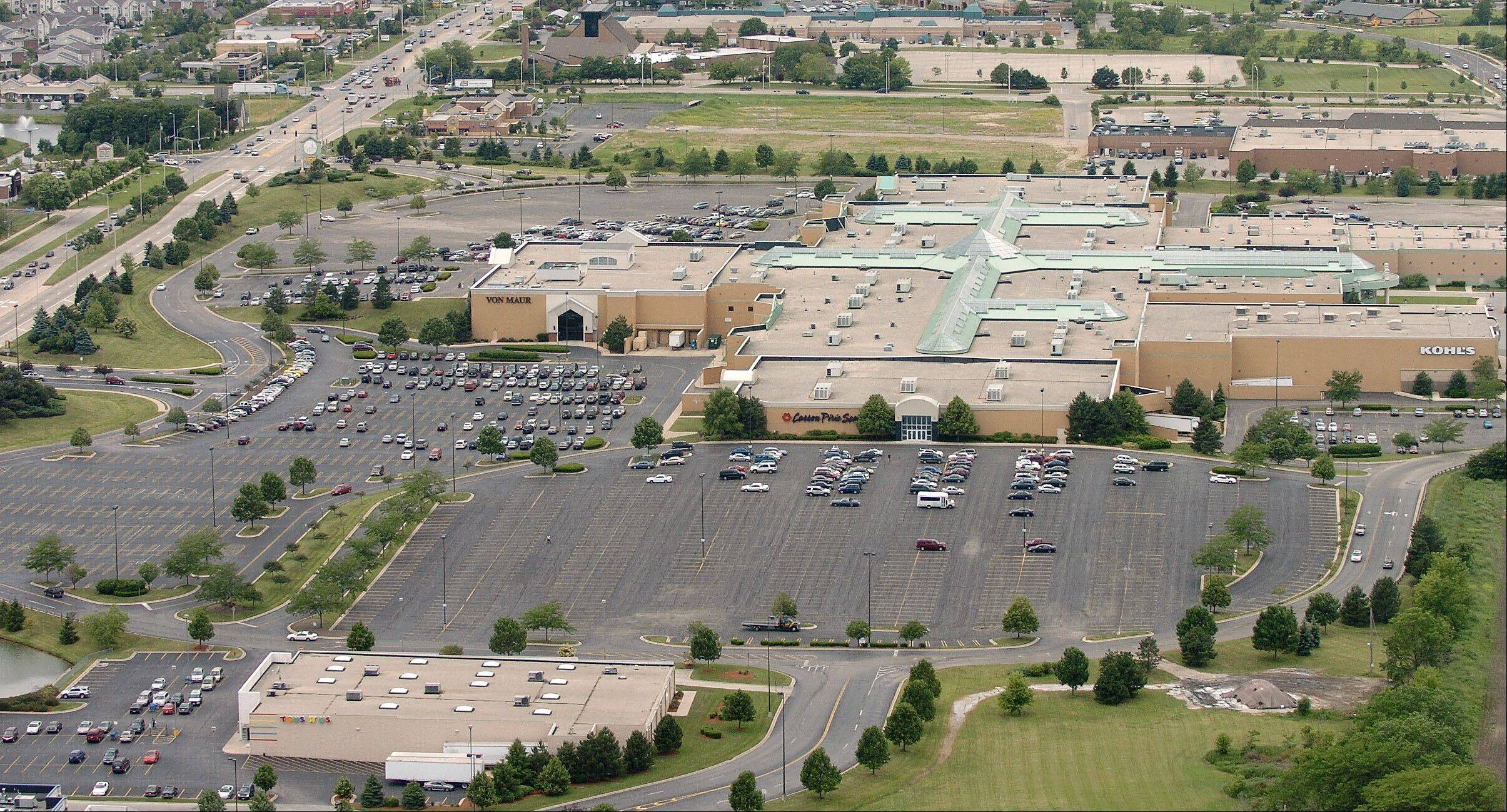 The Charlestowne Mall property has room to grow if a redesign occurs.
