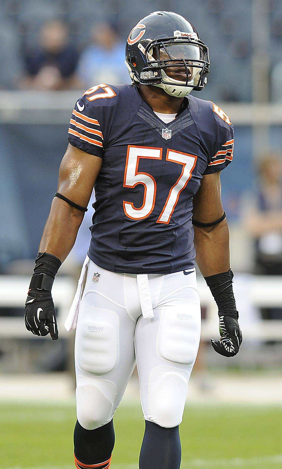 It's early, but linebacker Jonathan Bostic has shown flashes of great ability in the Bears' first two preseason games.