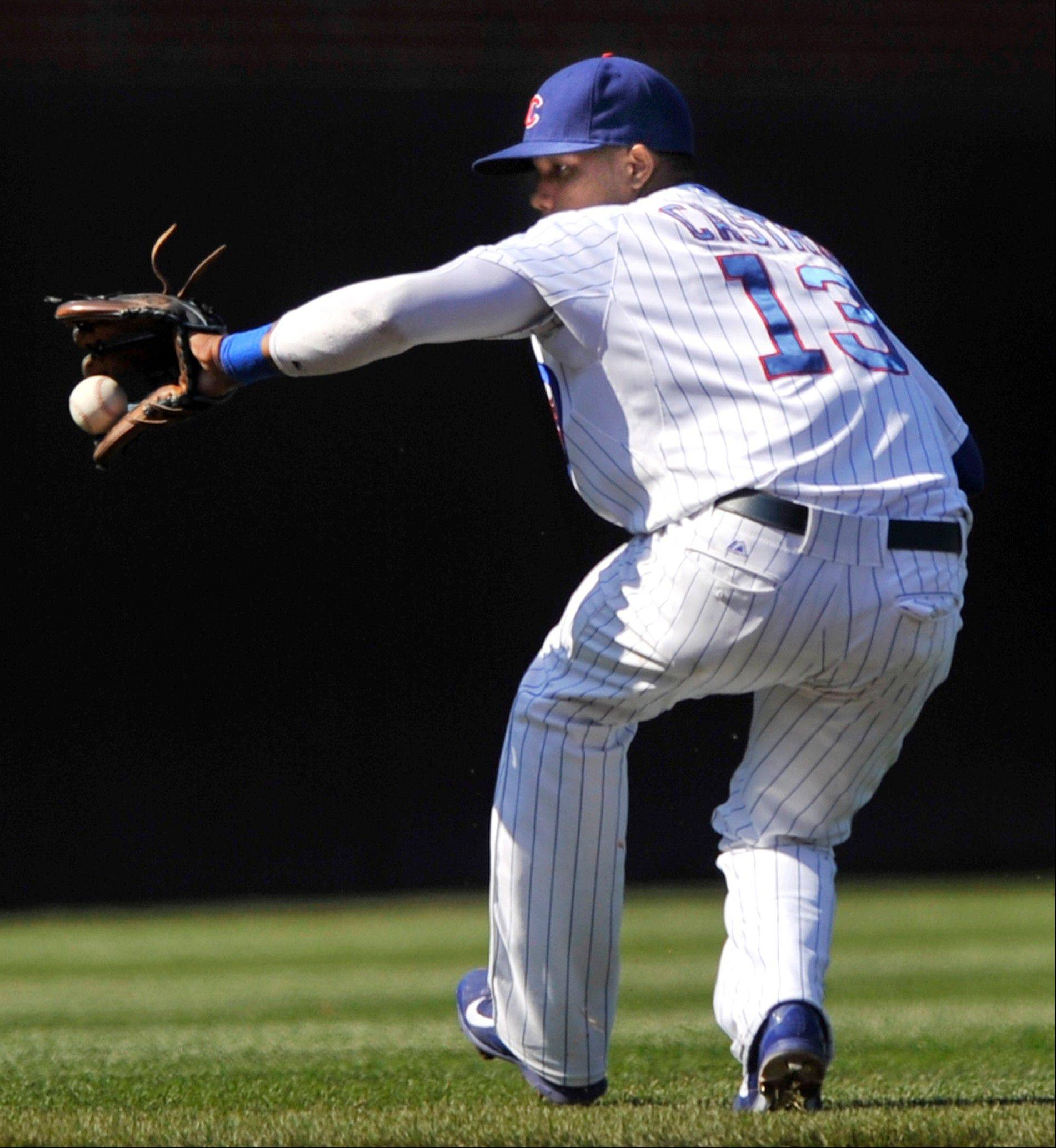 Castro benched, so what's next for Cubs shortstop?