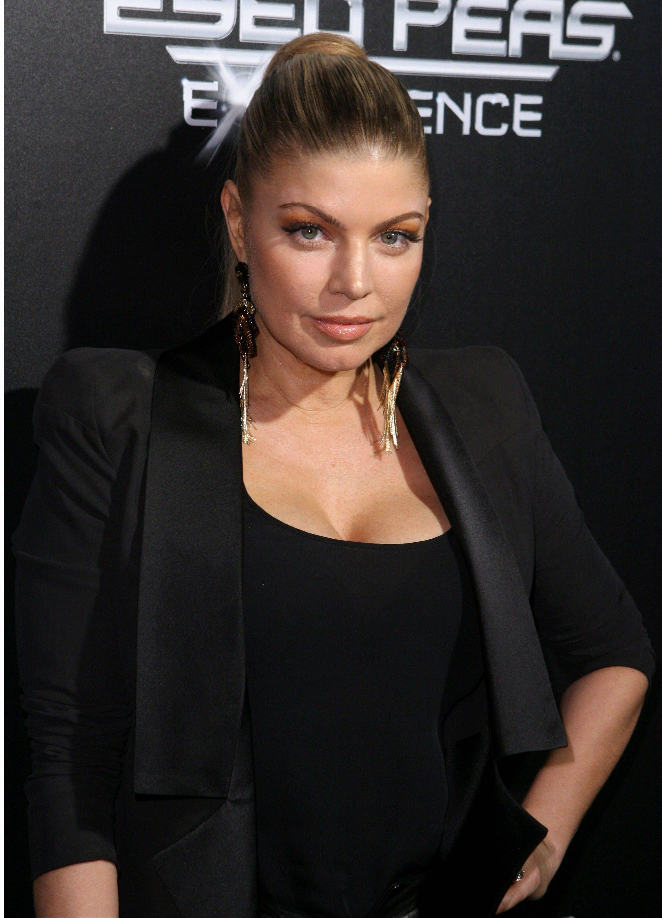 Singer Fergie, of the Black Eyed Peas, has officially changed her name: The singer born Stacy Ann Ferguson is now Fergie Duhamel.