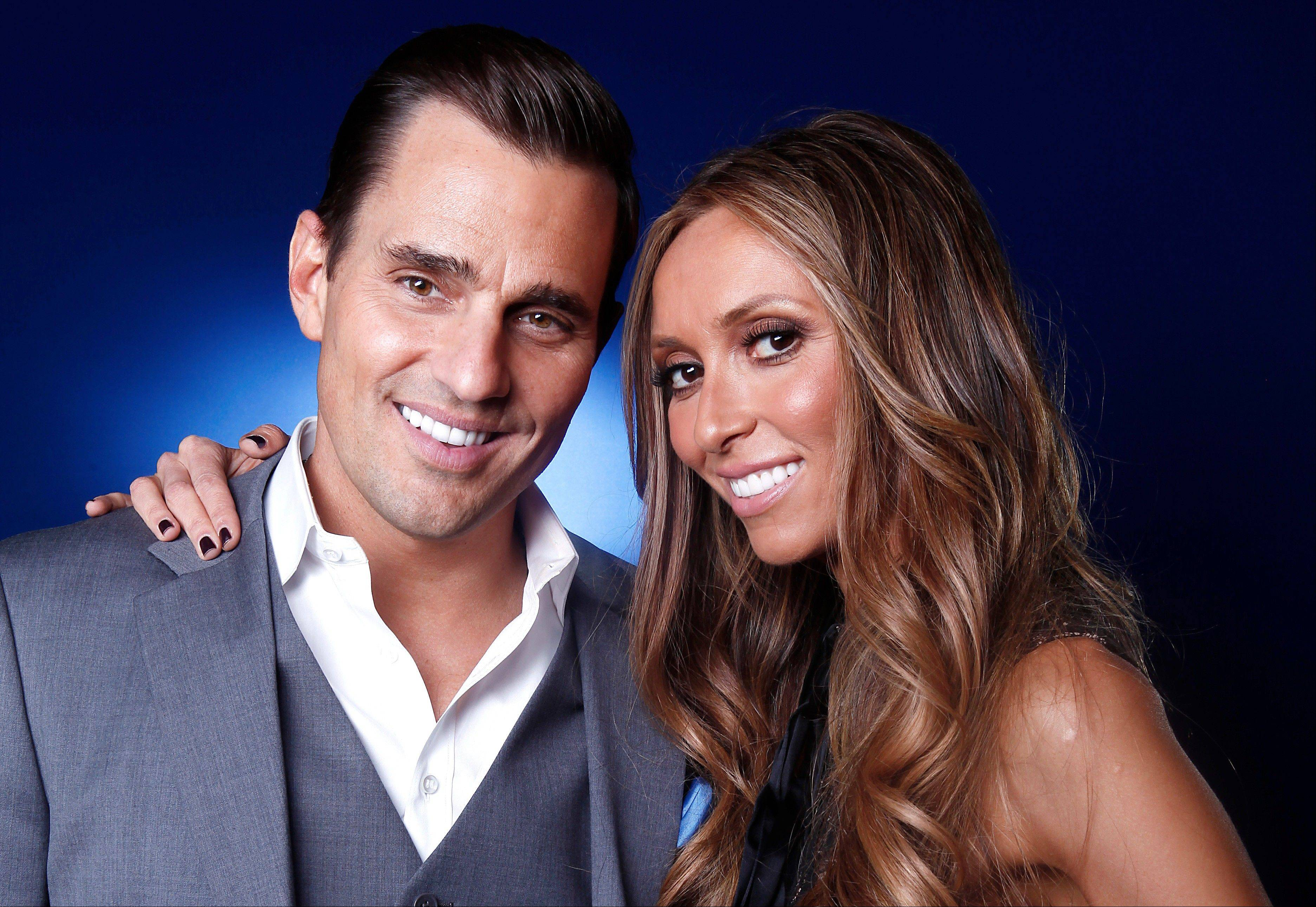 "Bill Rancic and wife Giuliana have a reality show, ""Giuliana & Bill,"" on the Style Network and are in the restaurant business."