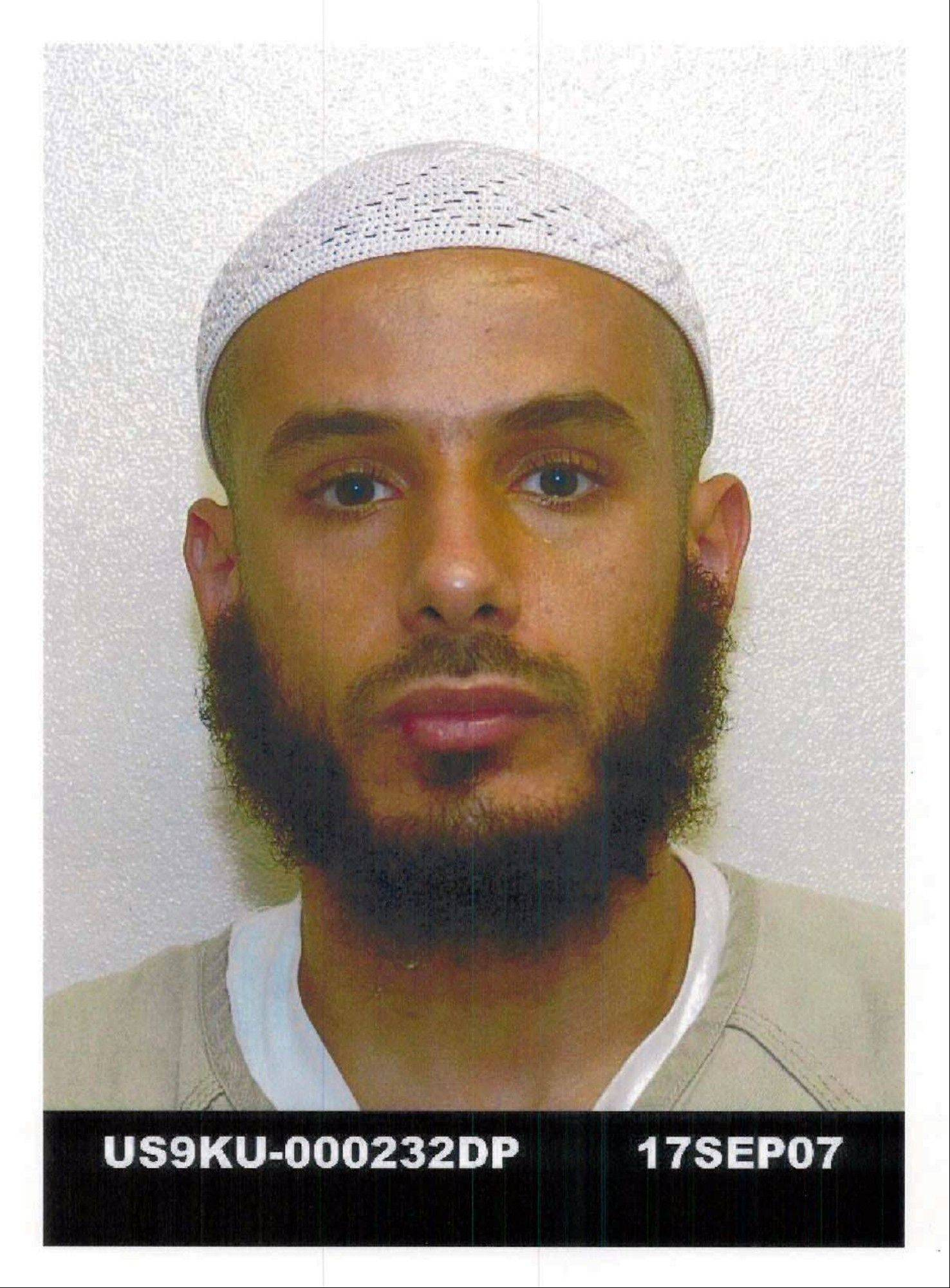 Guantanamo detainee Fawzi al-Odah, 36, is a Kuwaiti who has been held for more than 11 years at the Guantanamo Bay prison.
