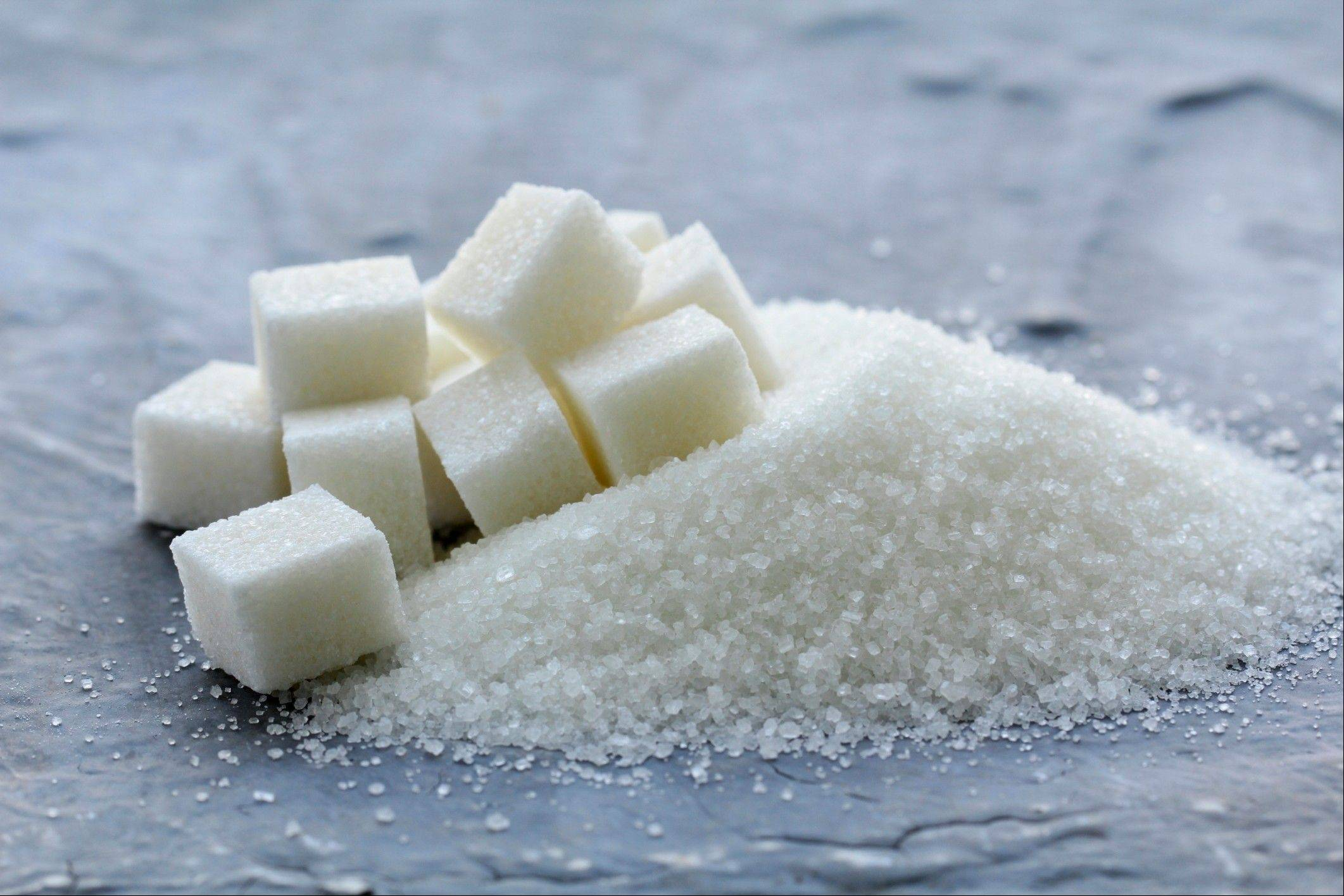 Watch out for too much sugar in your diet — even a very small amount can have consequences.