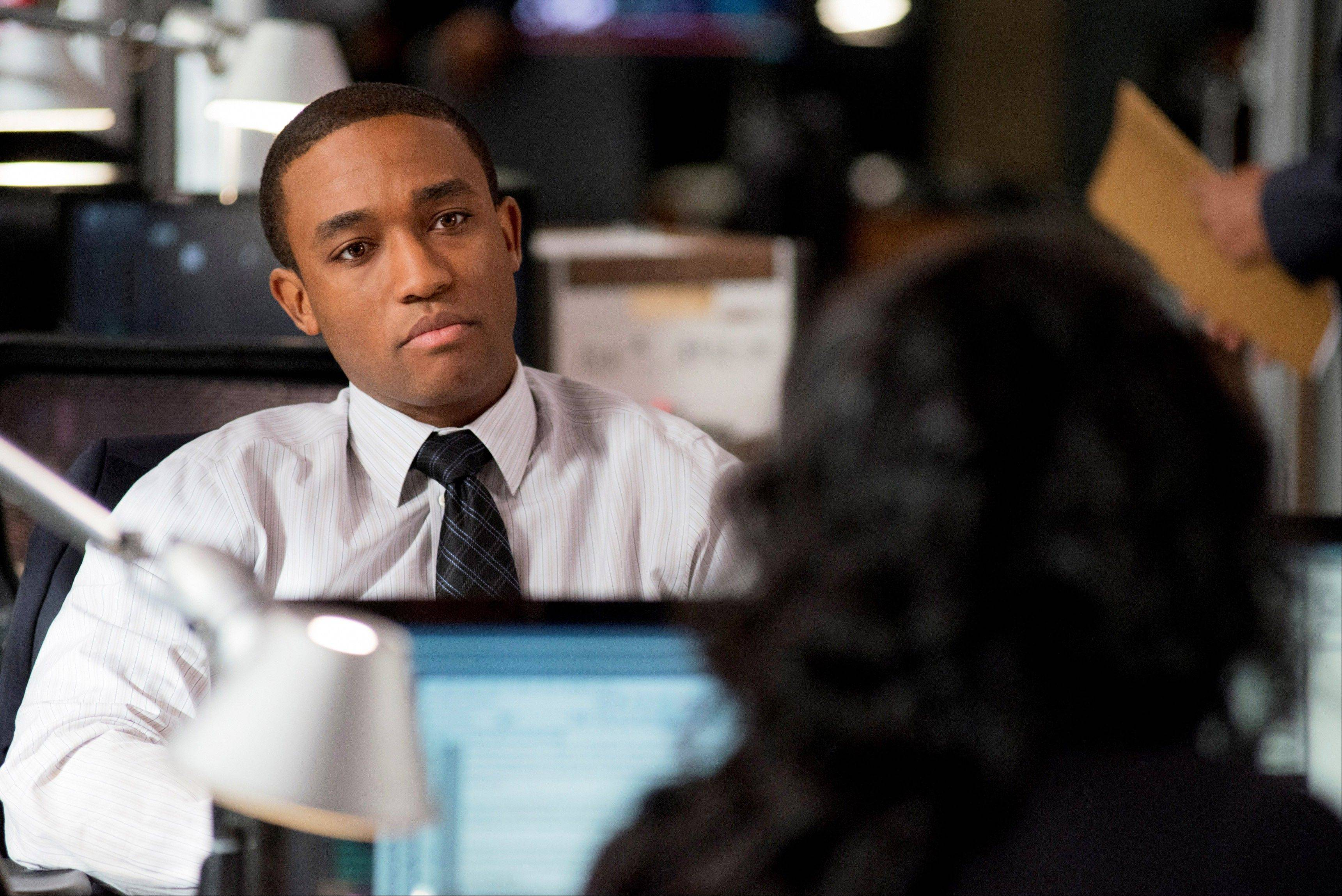 This publicity photo released by TNT shows Lee Thompson Young as Detective Barry Frost in an episode 407 in the TV series, �Rizzoli & Isles.� Los Angeles police say Young was found dead Monday morning. He was 29.