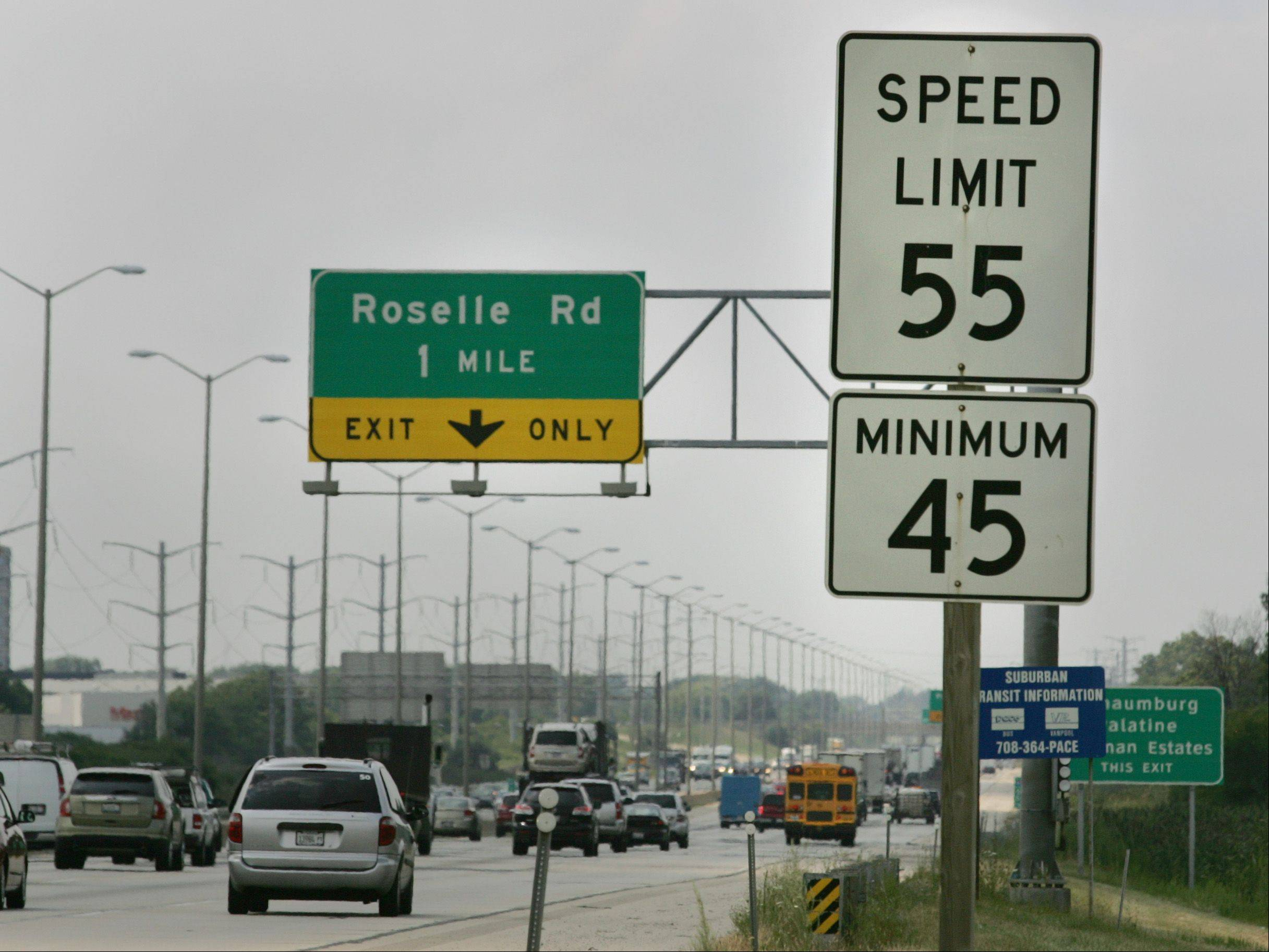 Gov. Pat Quinn signed legislation to raise the interstate speed limit to 70 mph.