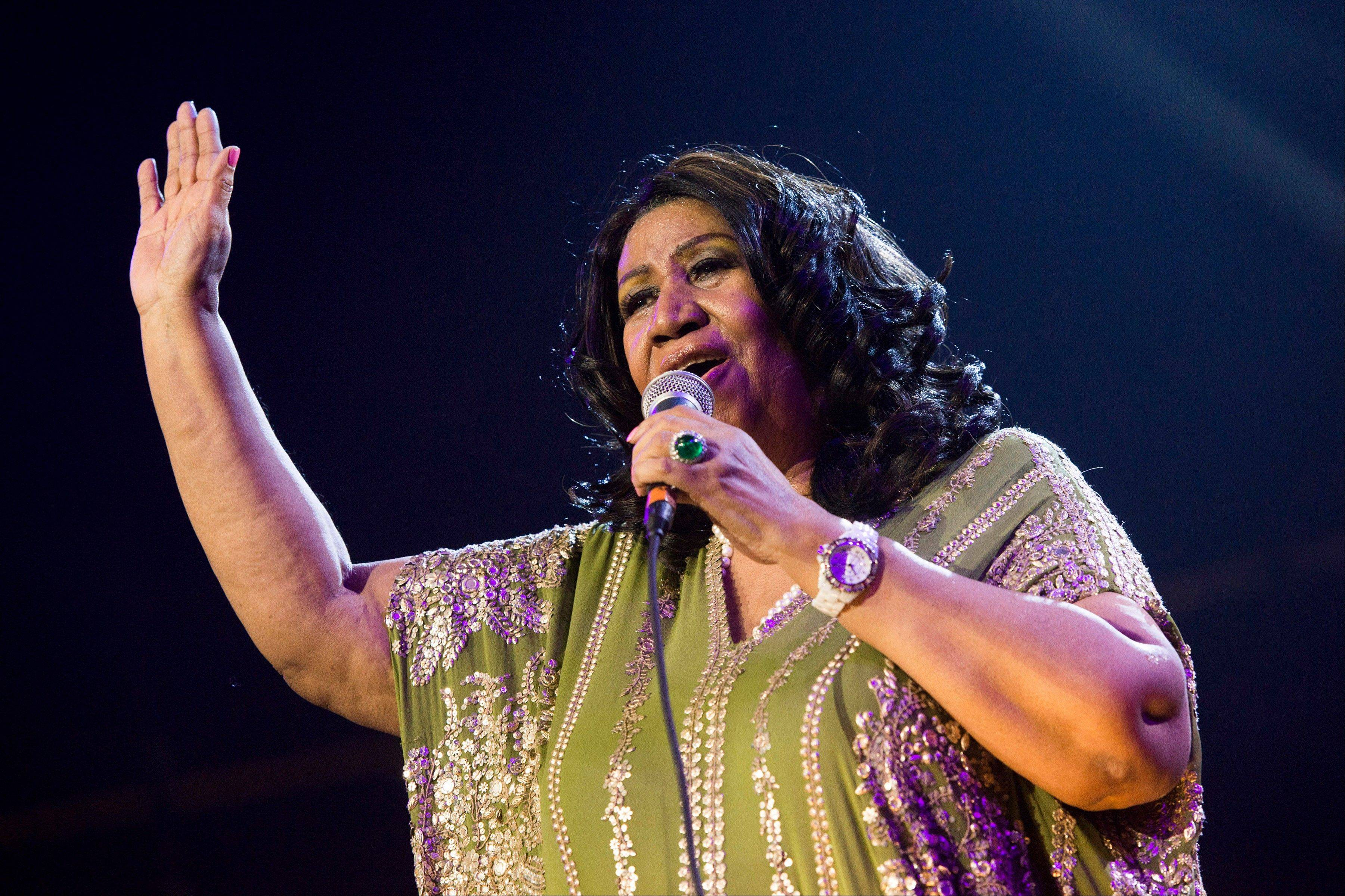 "Aretha Franklin will not be attending a baseball luncheon during which she was to receive an honor for contributions to civil rights. Franklin, 71, has already canceled several concerts recently because of undisclosed health reasons. In a statement issued Monday by Major League Baseball, the Grammy-winning singer referred to ongoing ""treatment"" that prevented her from traveling."