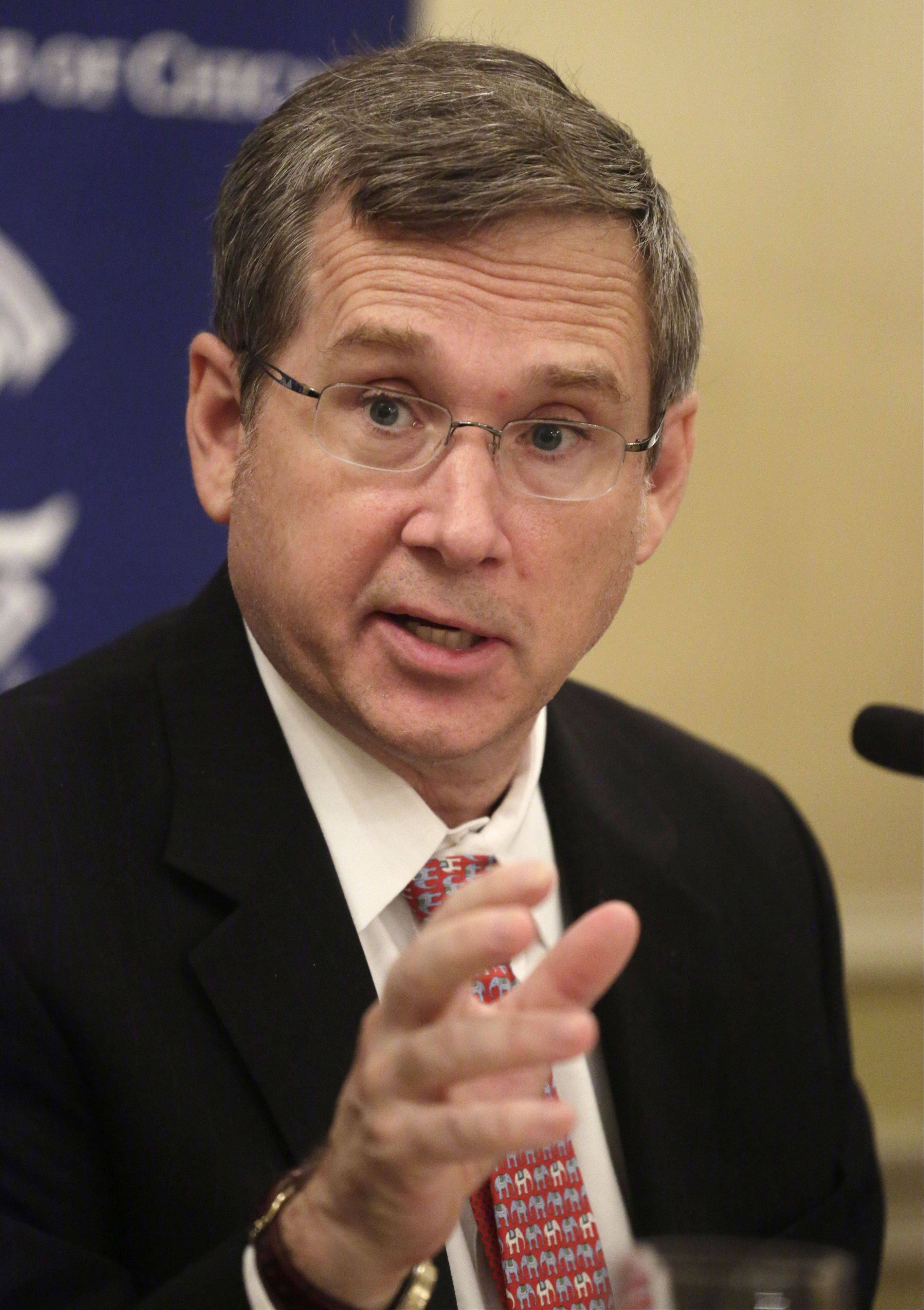 "U.S. Sen. Mark Kirk said he saw a gang member who ""got popped"" during his tour of Englewood with Chicago police."