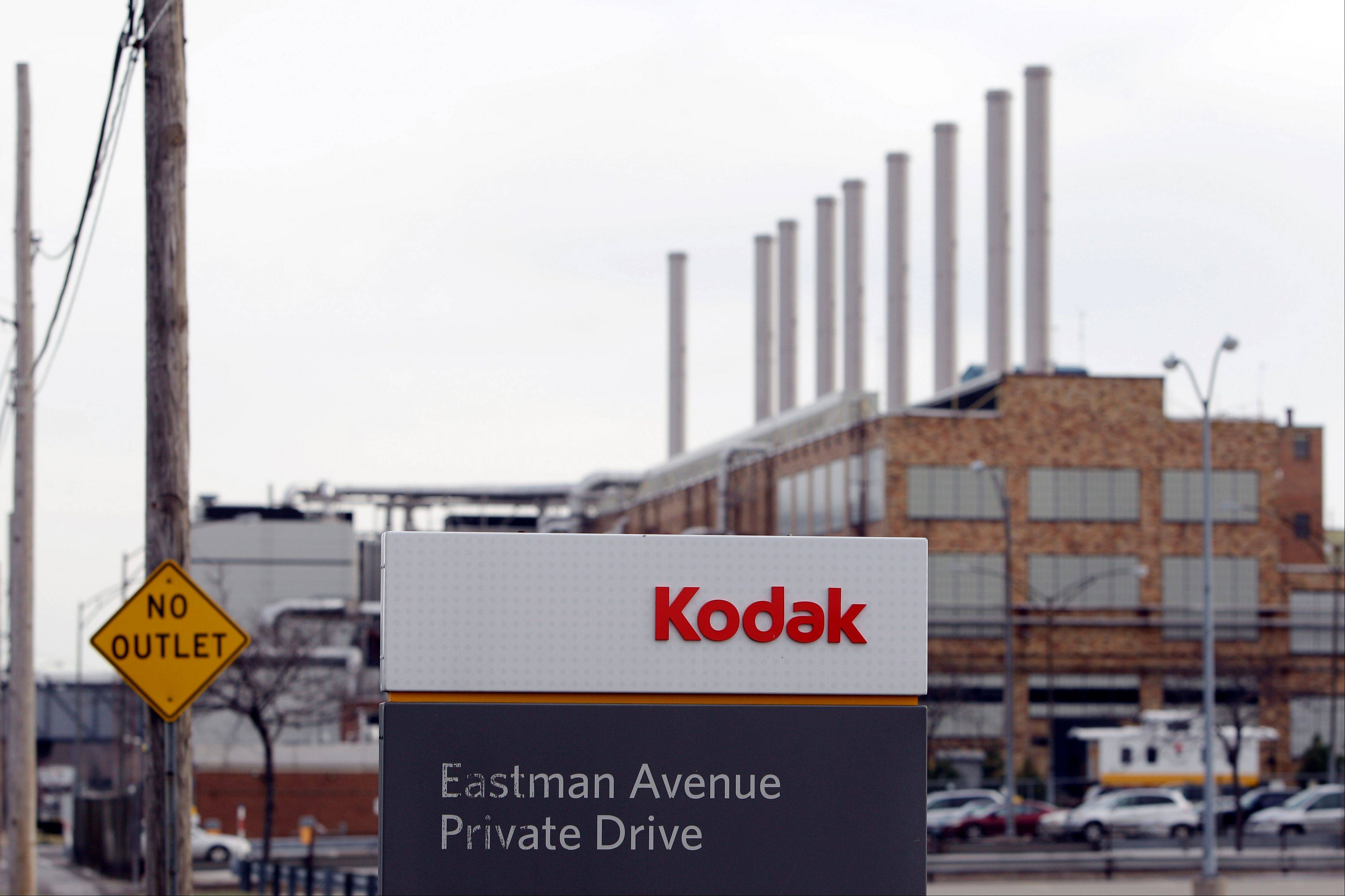 FILE - This Jan. 6, 2012 file photo shows a Kodak factory in Rochester, N.Y. On Tuesday, Aug. 20, 2013, a federal judge approved Kodak�s plan to emerge from bankruptcy protection. The ruling paves the way for the photography pioneer to emerge from court oversight as a new company focused on commercial and packaging printing. The company has said it hopes to emerge from bankruptcy protection on Sept. 3, 2013. (AP Photo/David Duprey)