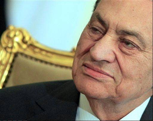 Mubarak casts shadow over U.S. policy in Egypt