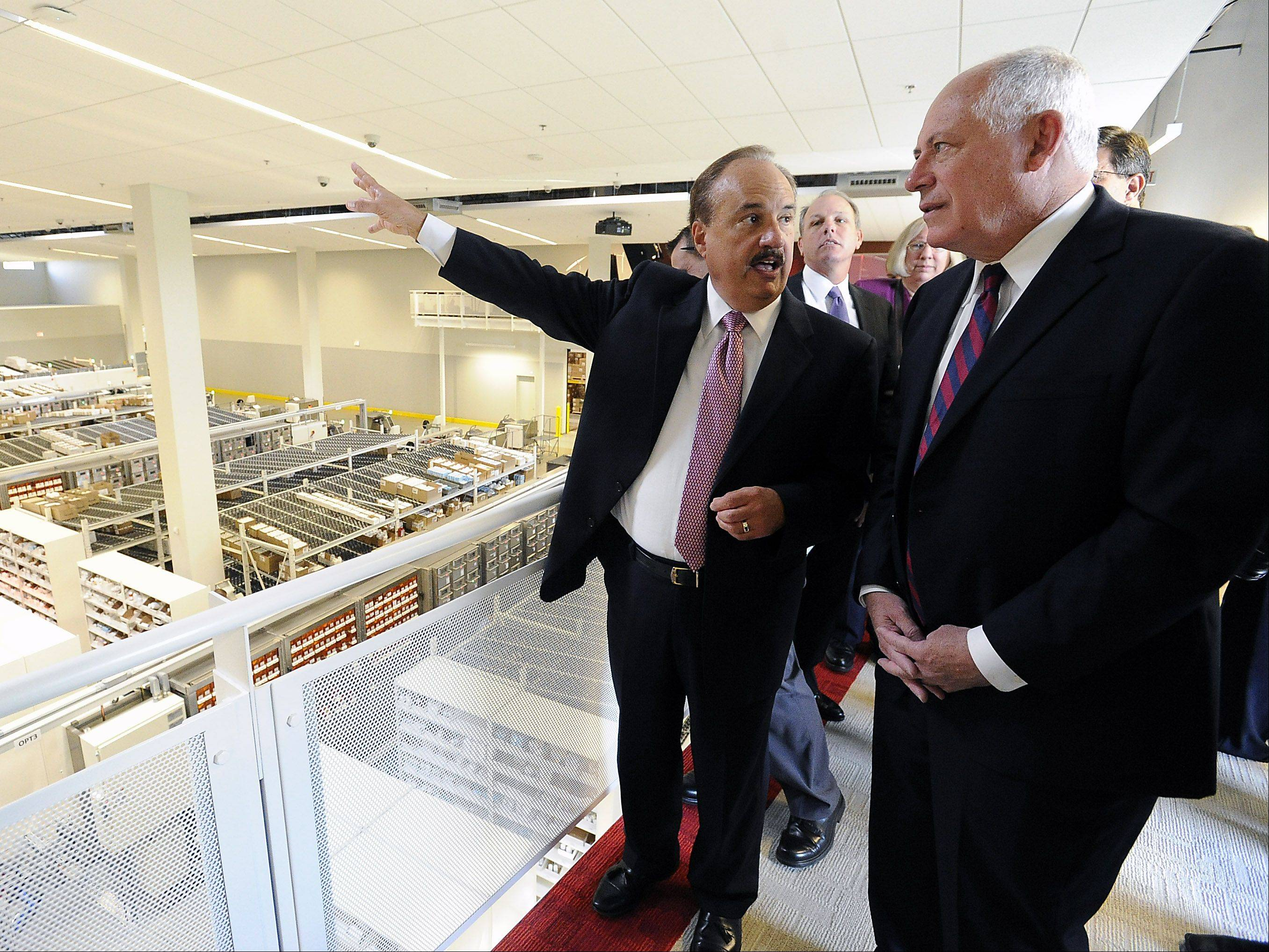 CVS Caremark's new Mount Prospect site to employ 400